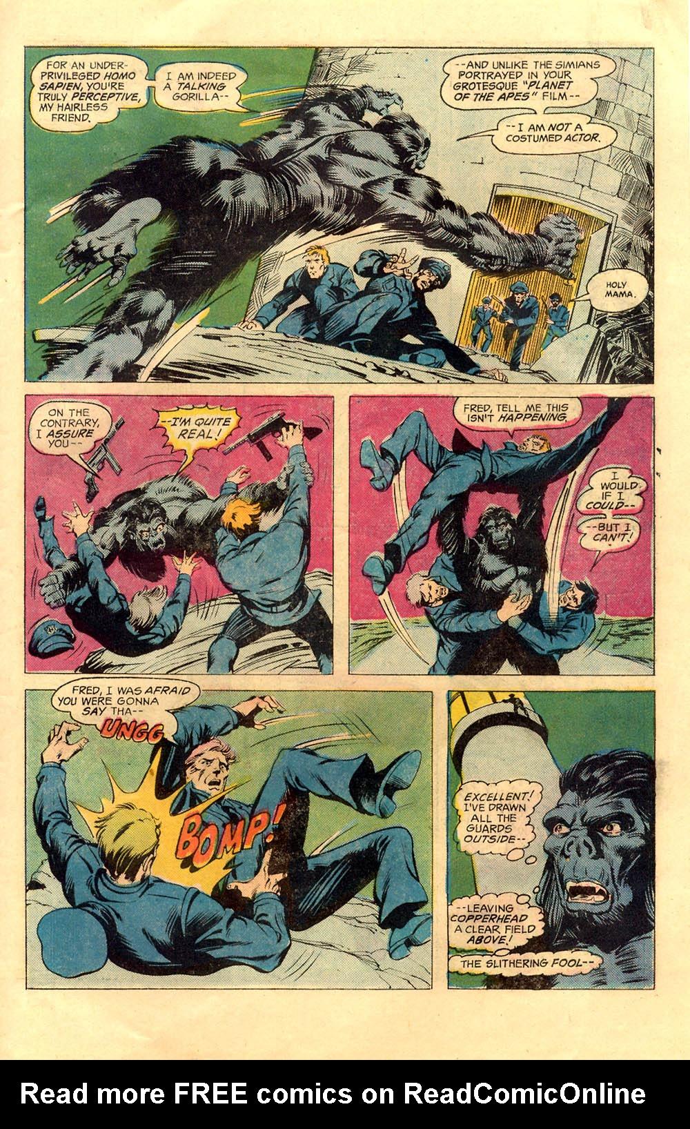 Read online Secret Society of Super-Villains comic -  Issue #1 - 15