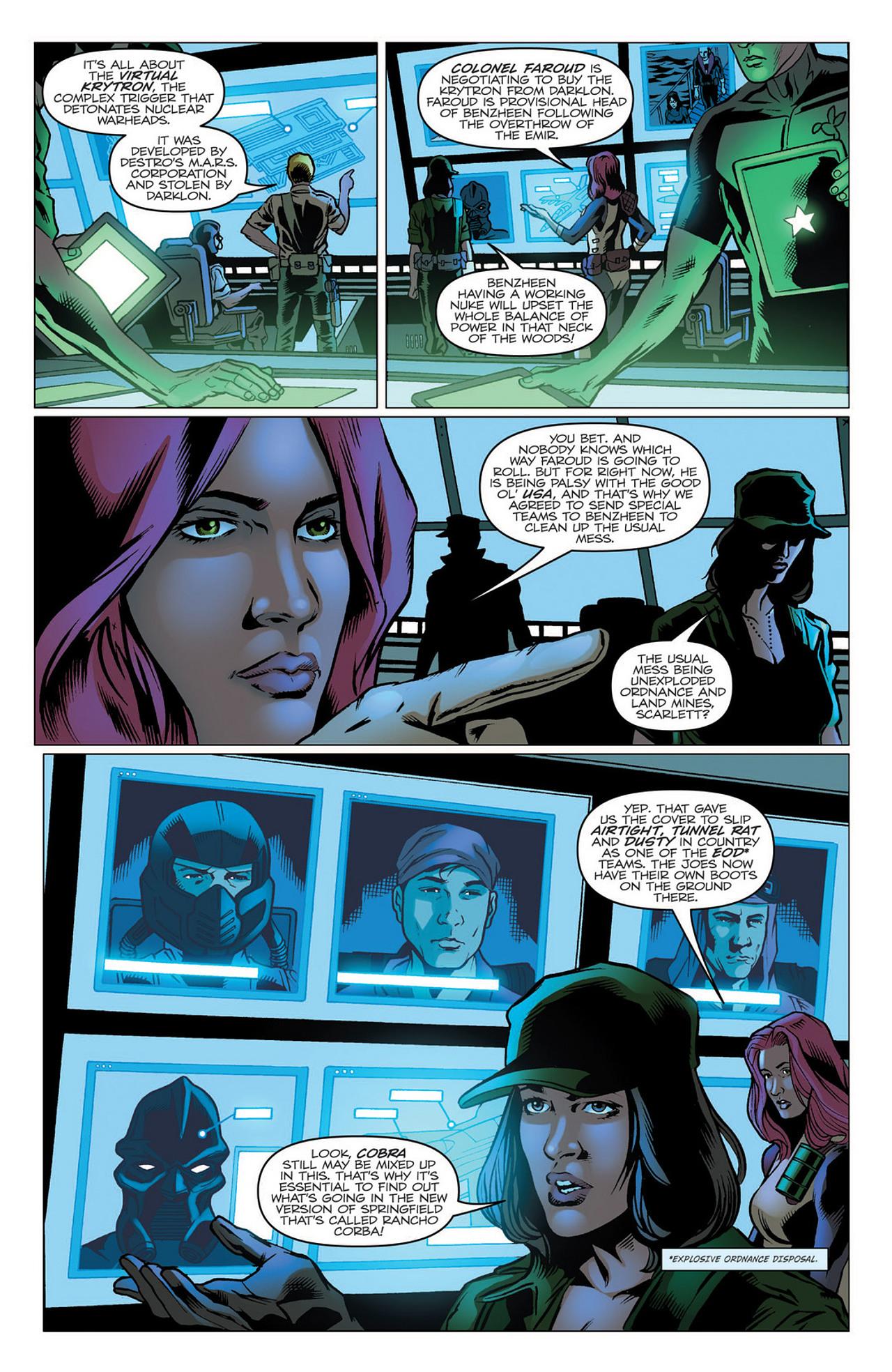 G.I. Joe: A Real American Hero 184 Page 9