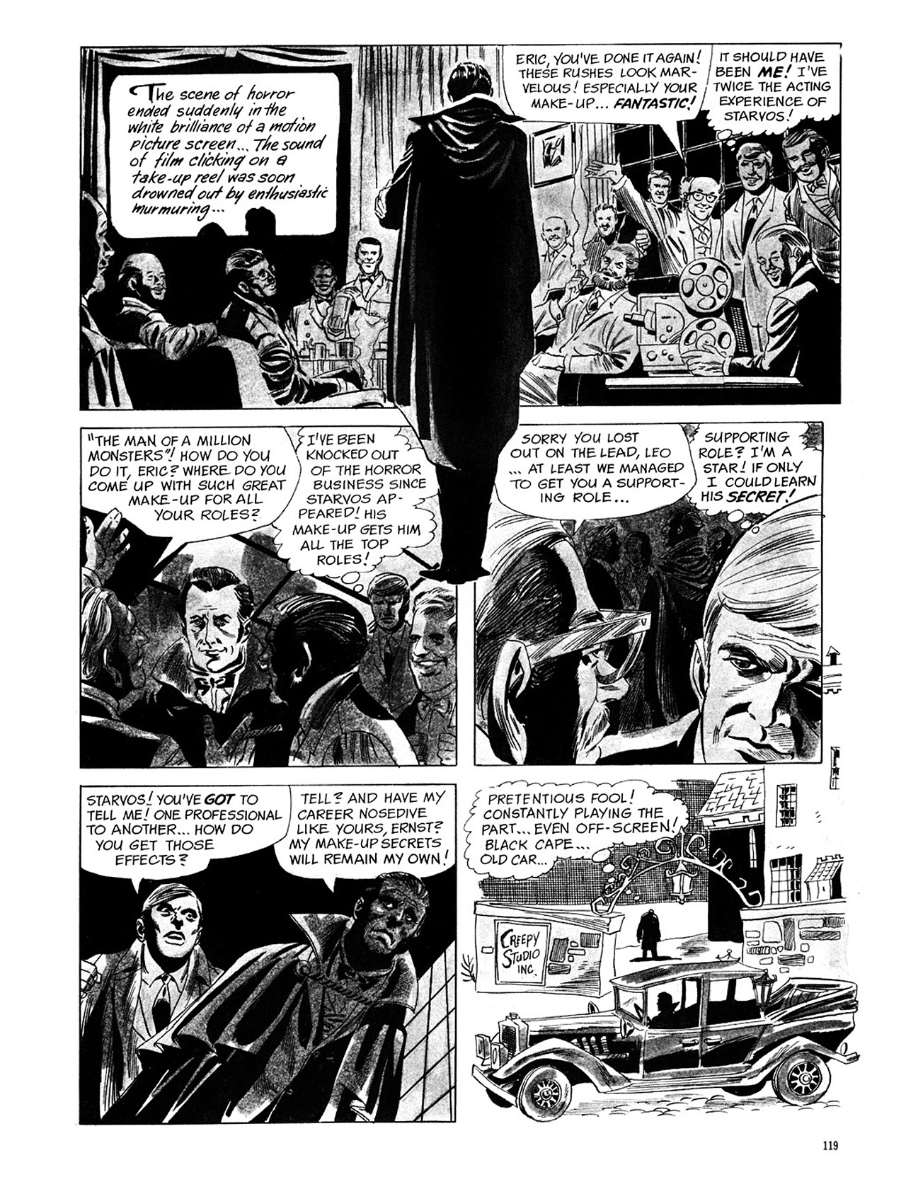 Read online Eerie Archives comic -  Issue # TPB 1 - 120