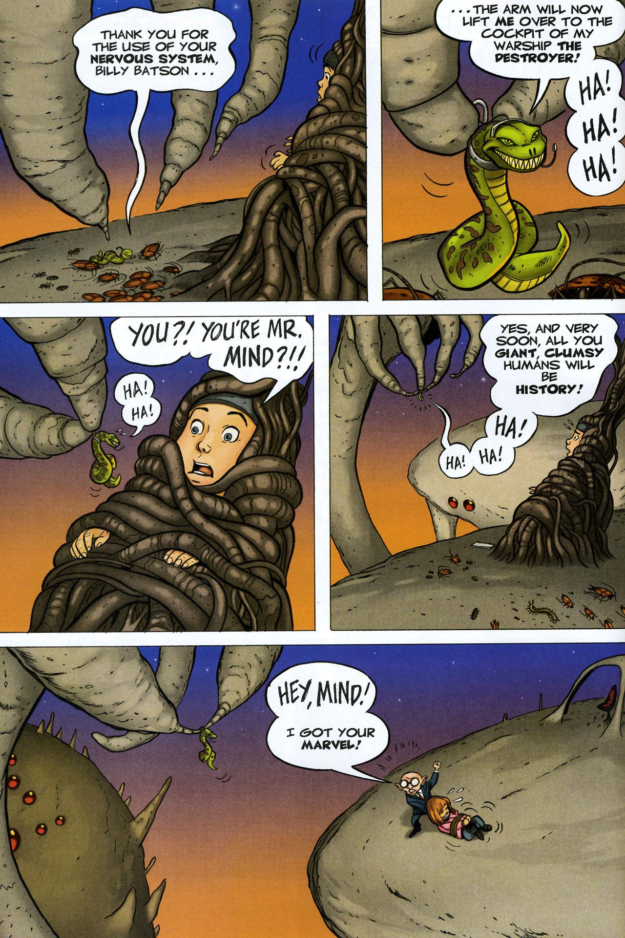 Read online Shazam!: The Monster Society of Evil comic -  Issue #4 - 30
