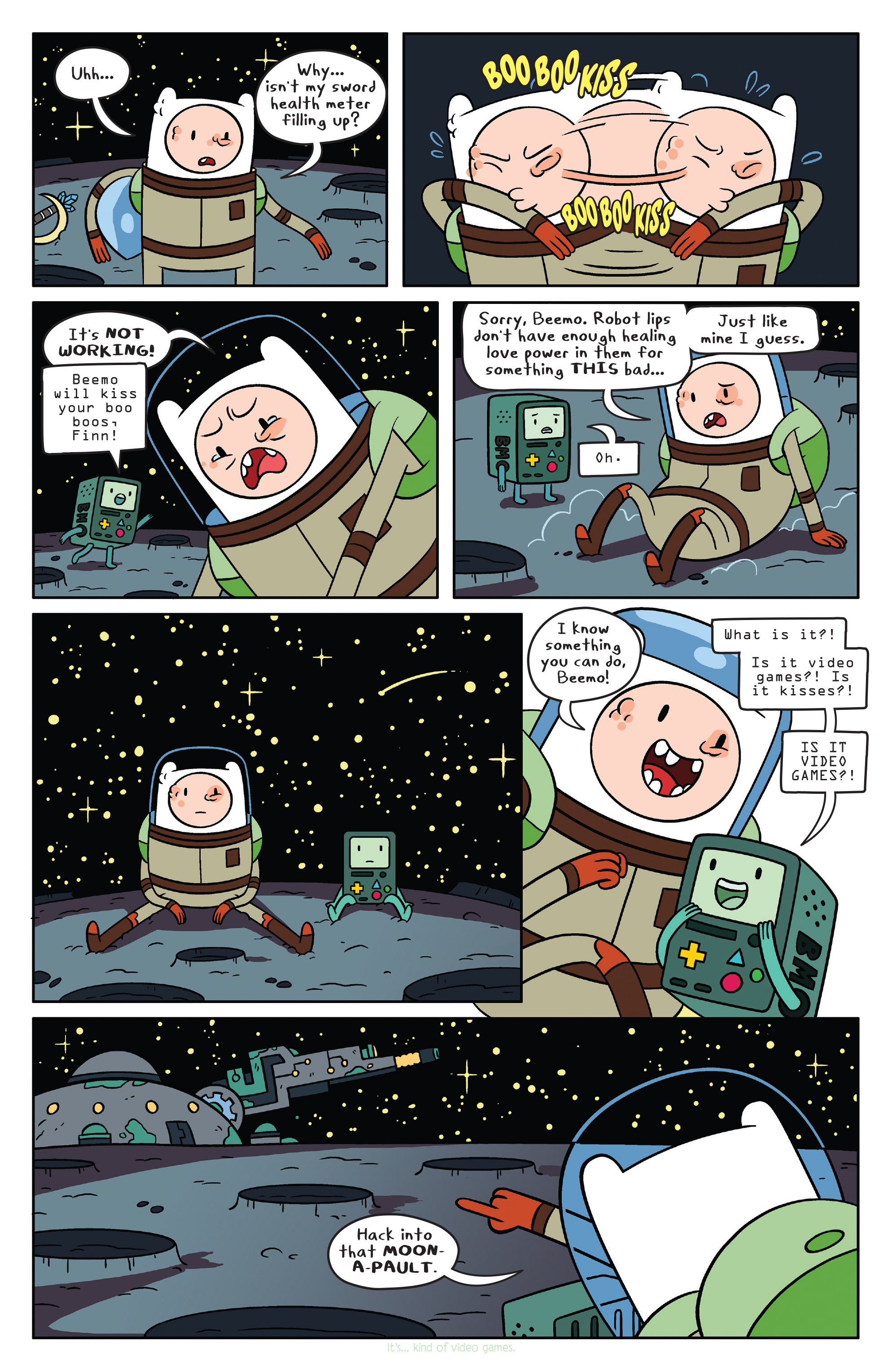Read online Adventure Time comic -  Issue #39 - 14