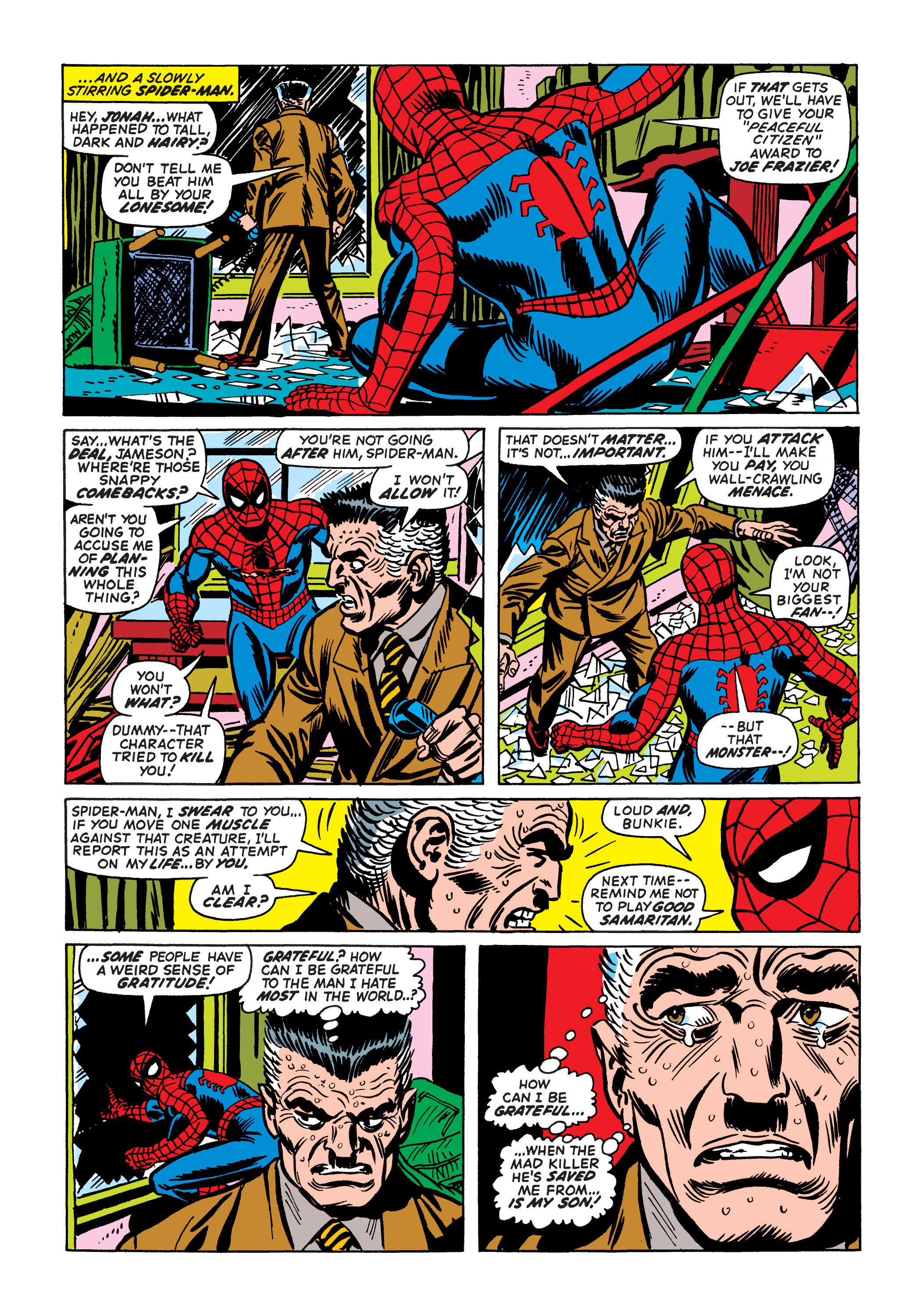 The Amazing Spider-Man (1963) 124 Page 17