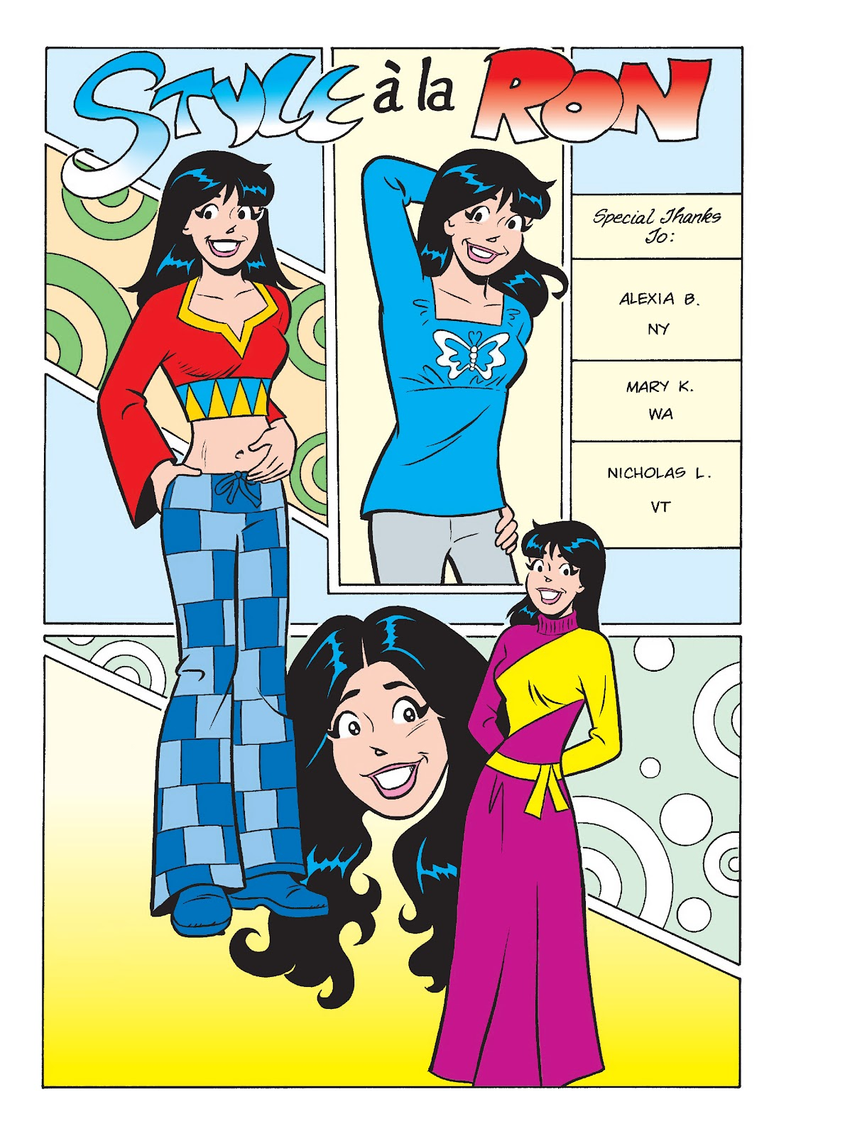 Betty and Veronica Double Digest issue 291 - Page 164