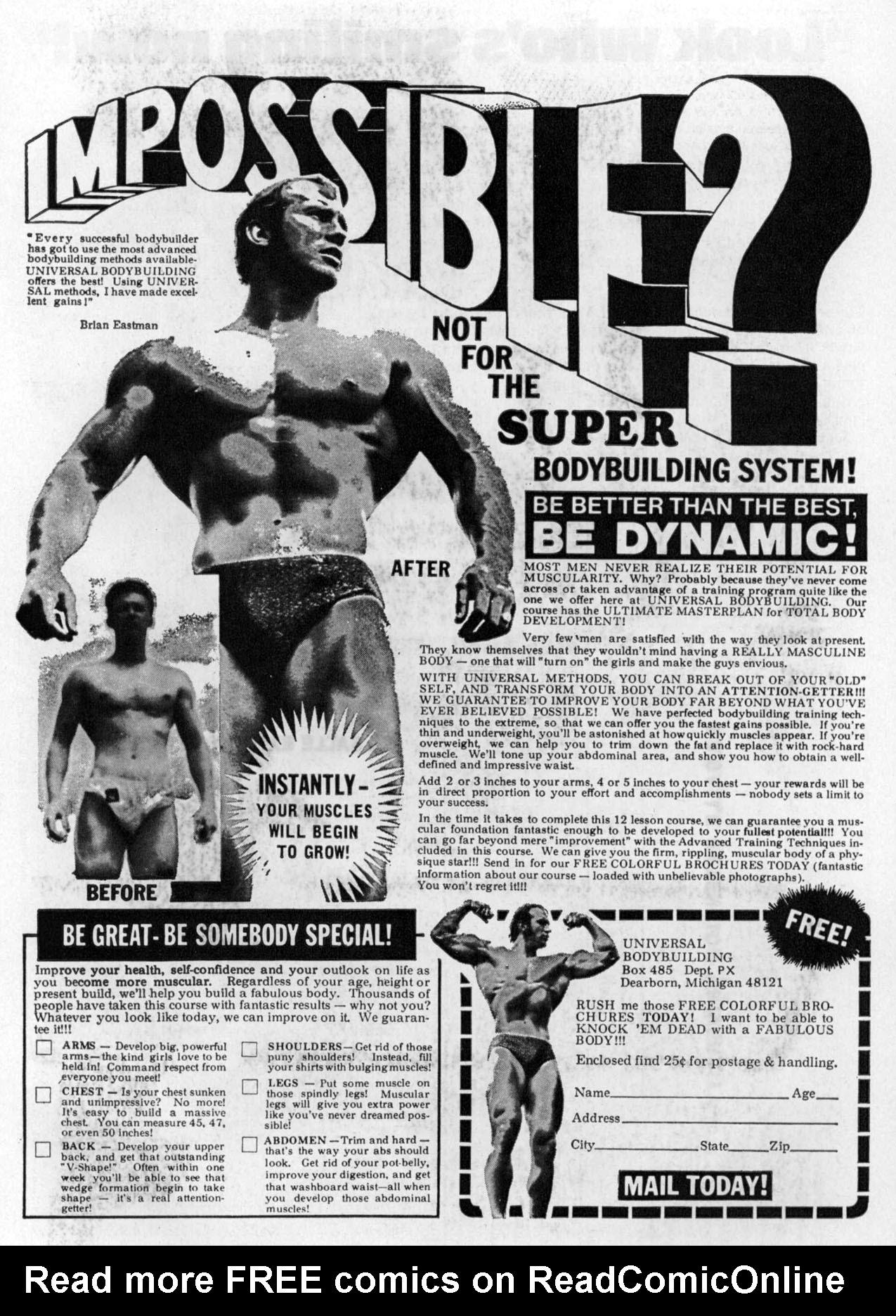 Read online Amazing Adventures (1970) comic -  Issue #39 - 34