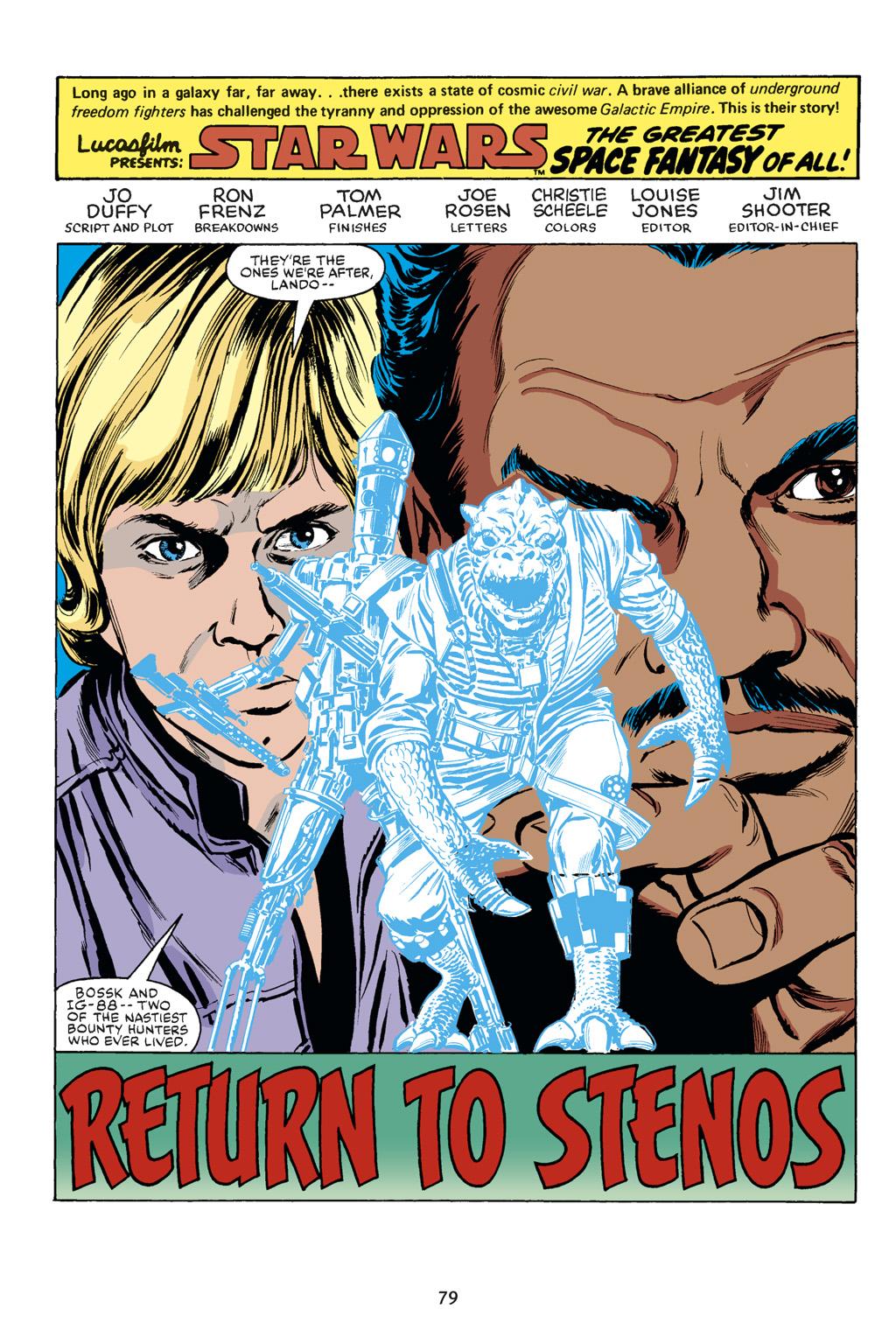 Read online Star Wars Omnibus comic -  Issue # Vol. 18 - 71