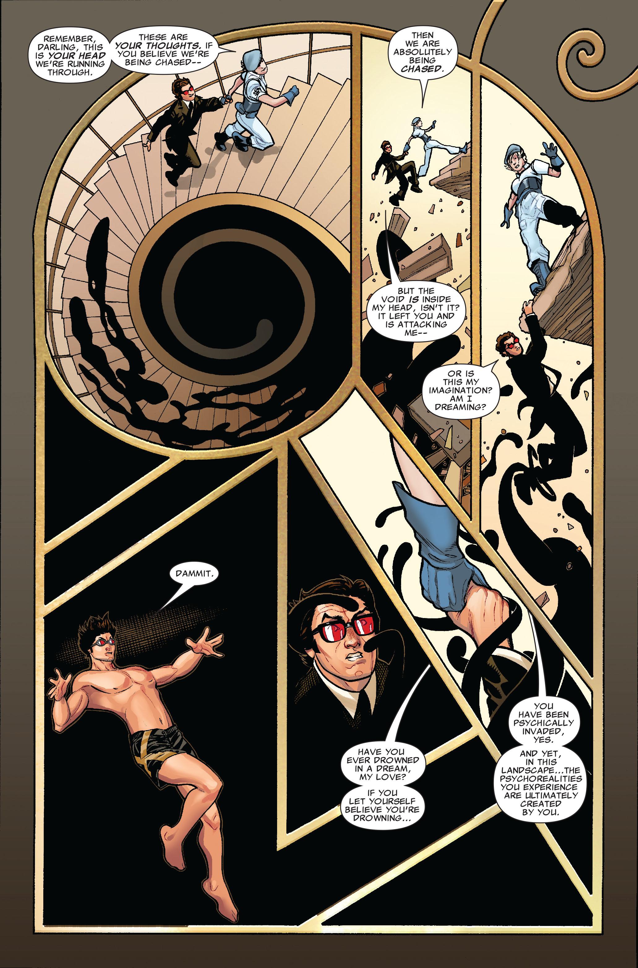 Read online Uncanny X-Men (1963) comic -  Issue #519 - 12