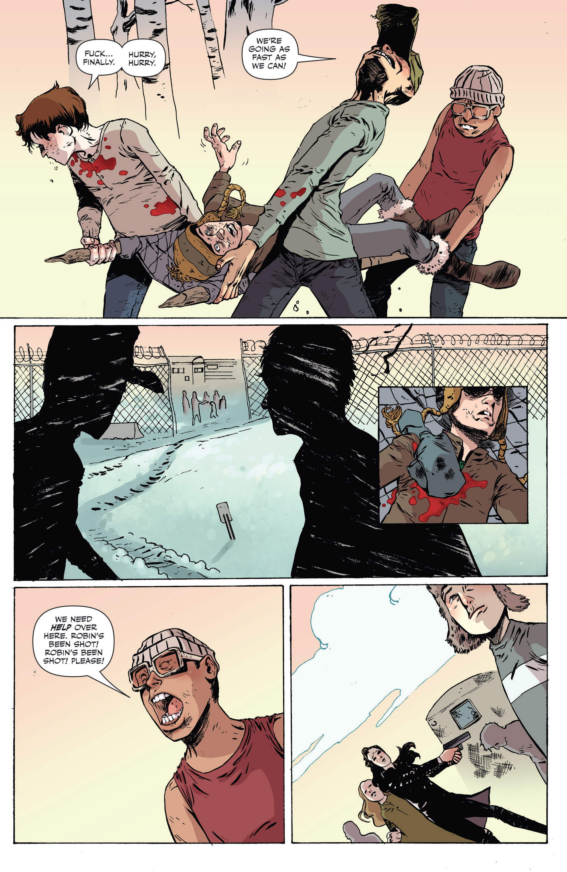 Read online Sheltered comic -  Issue #8 - 10