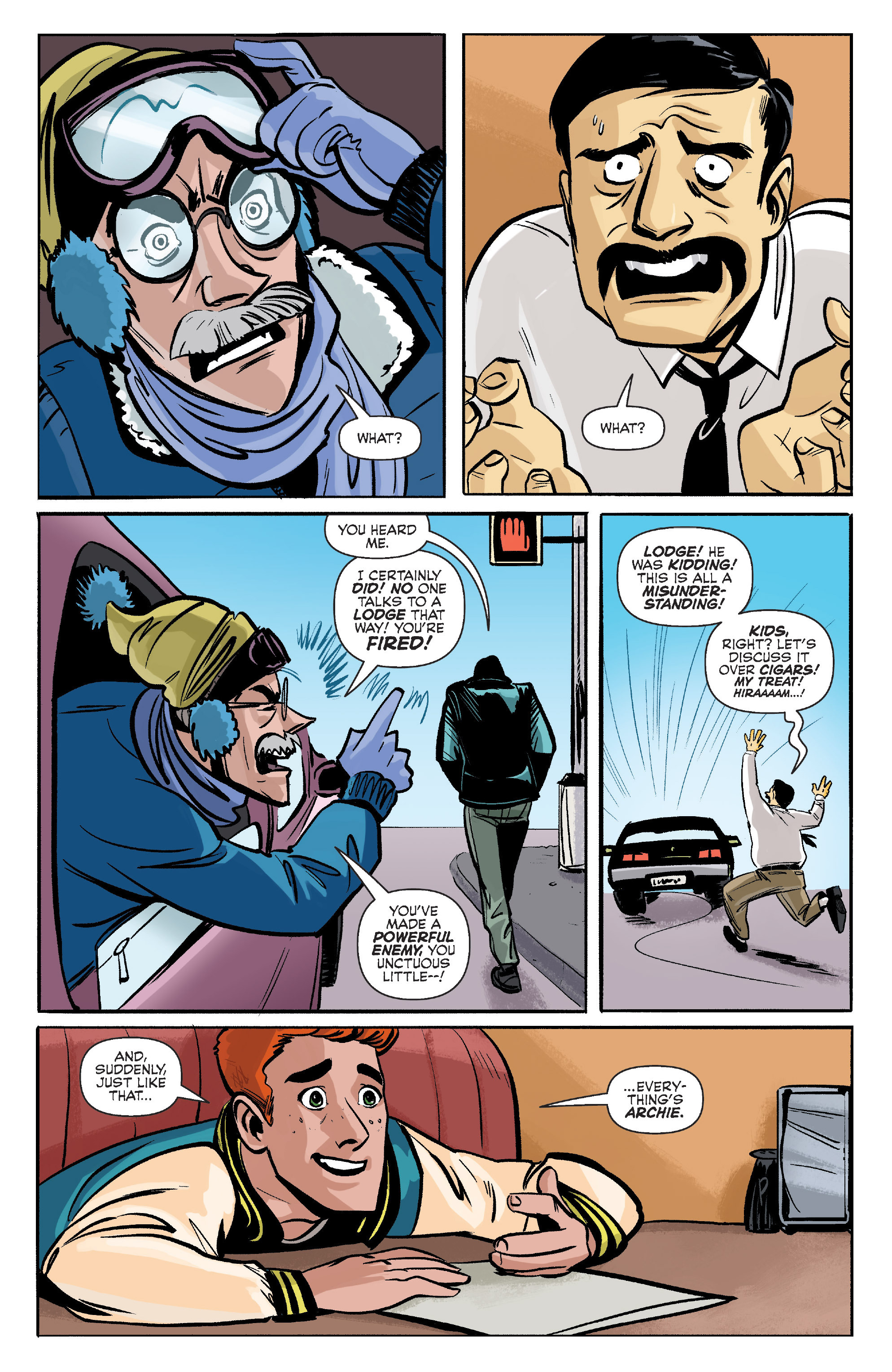 Read online Archie (2015) comic -  Issue #7 - 23