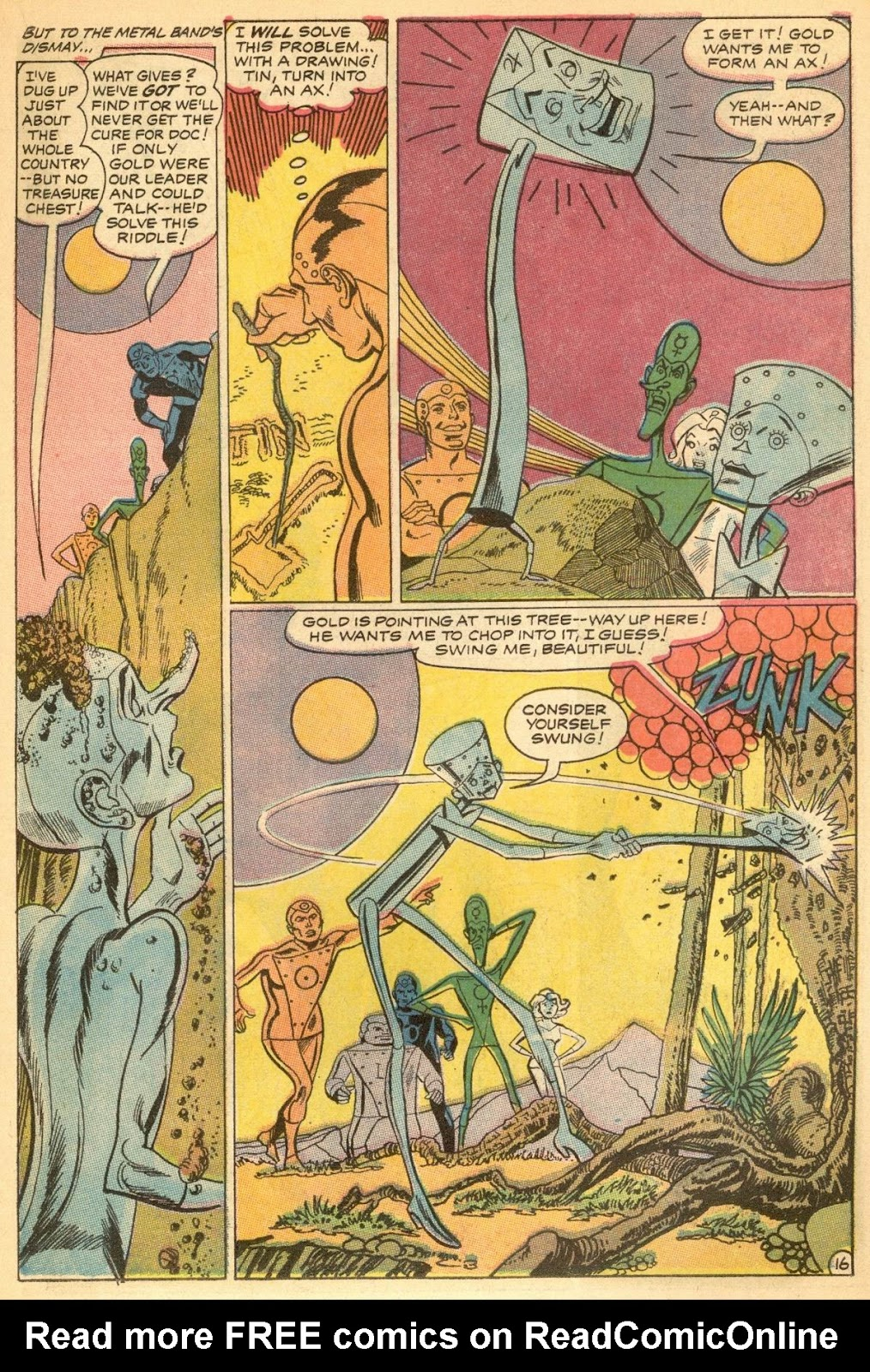 Metal Men (1963) issue 30 - Page 19