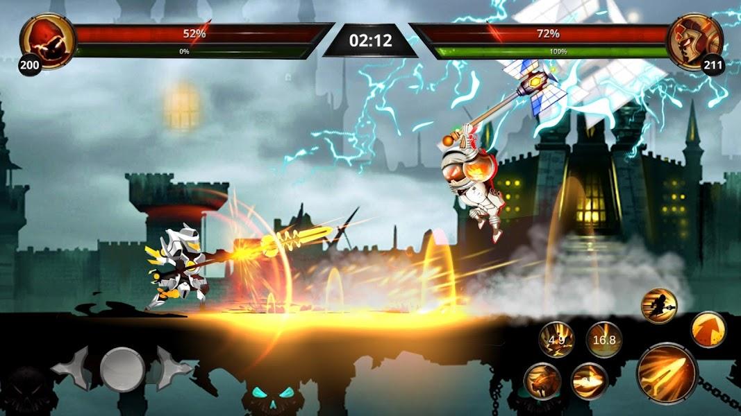 Stickman Legends: Shadow War Offline Fighting Game Screenshot 03