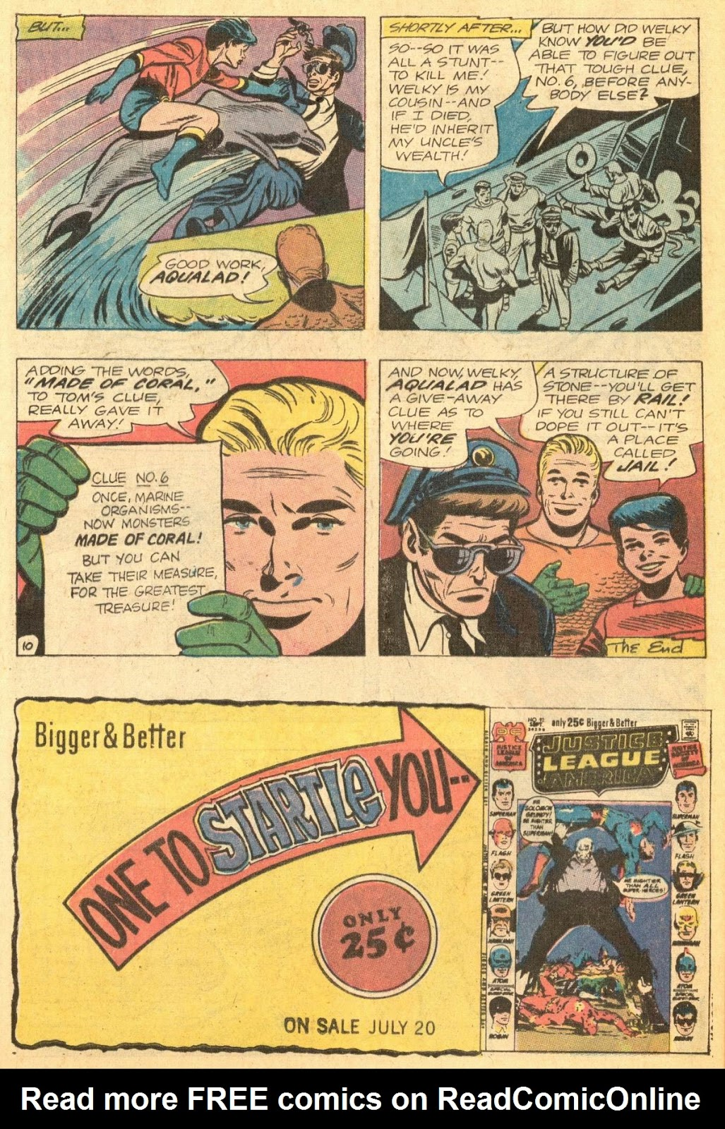 Teen Titans (1966) issue 35 - Page 40