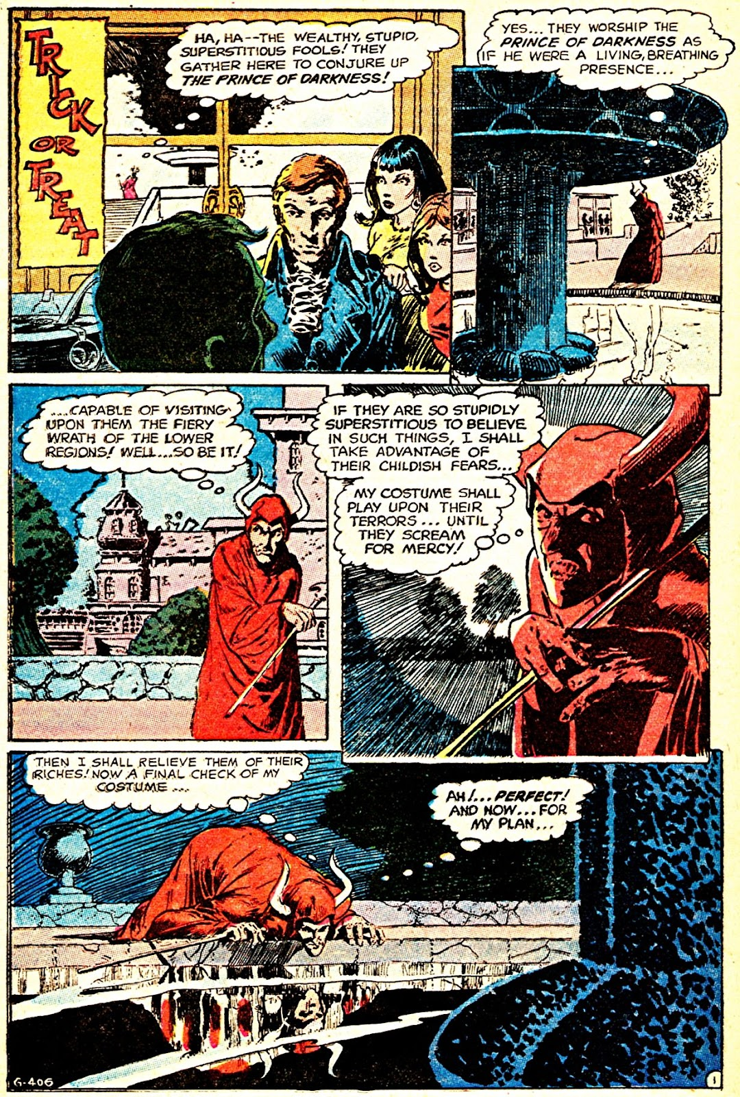 The Witching Hour (1969) issue 7 - Page 28