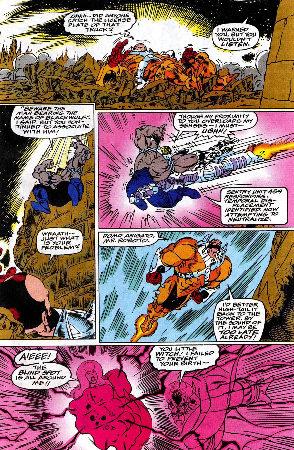 Read online Blackwulf comic -  Issue #10 - 10