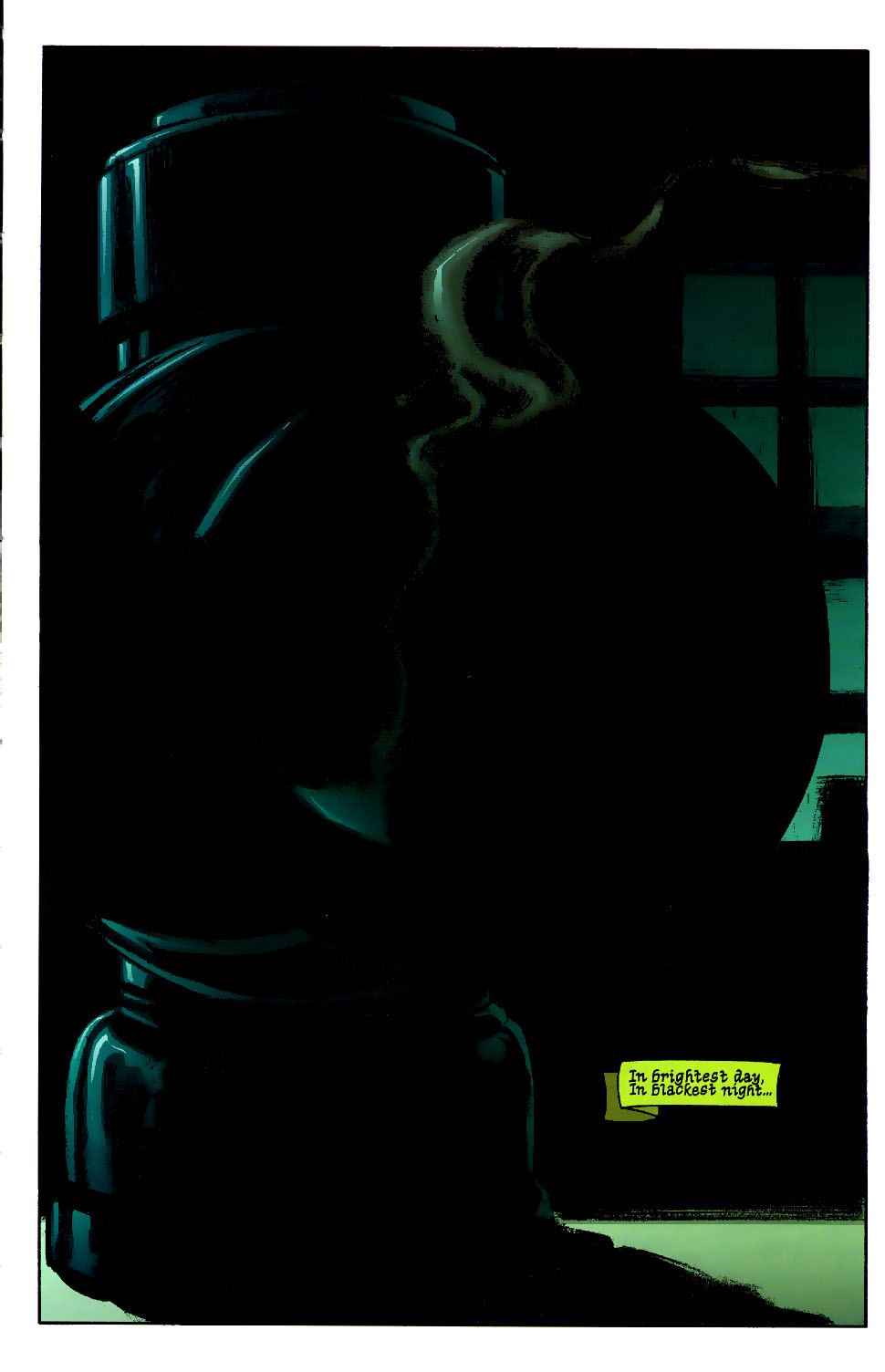 Read online Green Lantern: Legacy: The Last Will and Testament of Hal Jordan comic -  Issue # TPB - 6