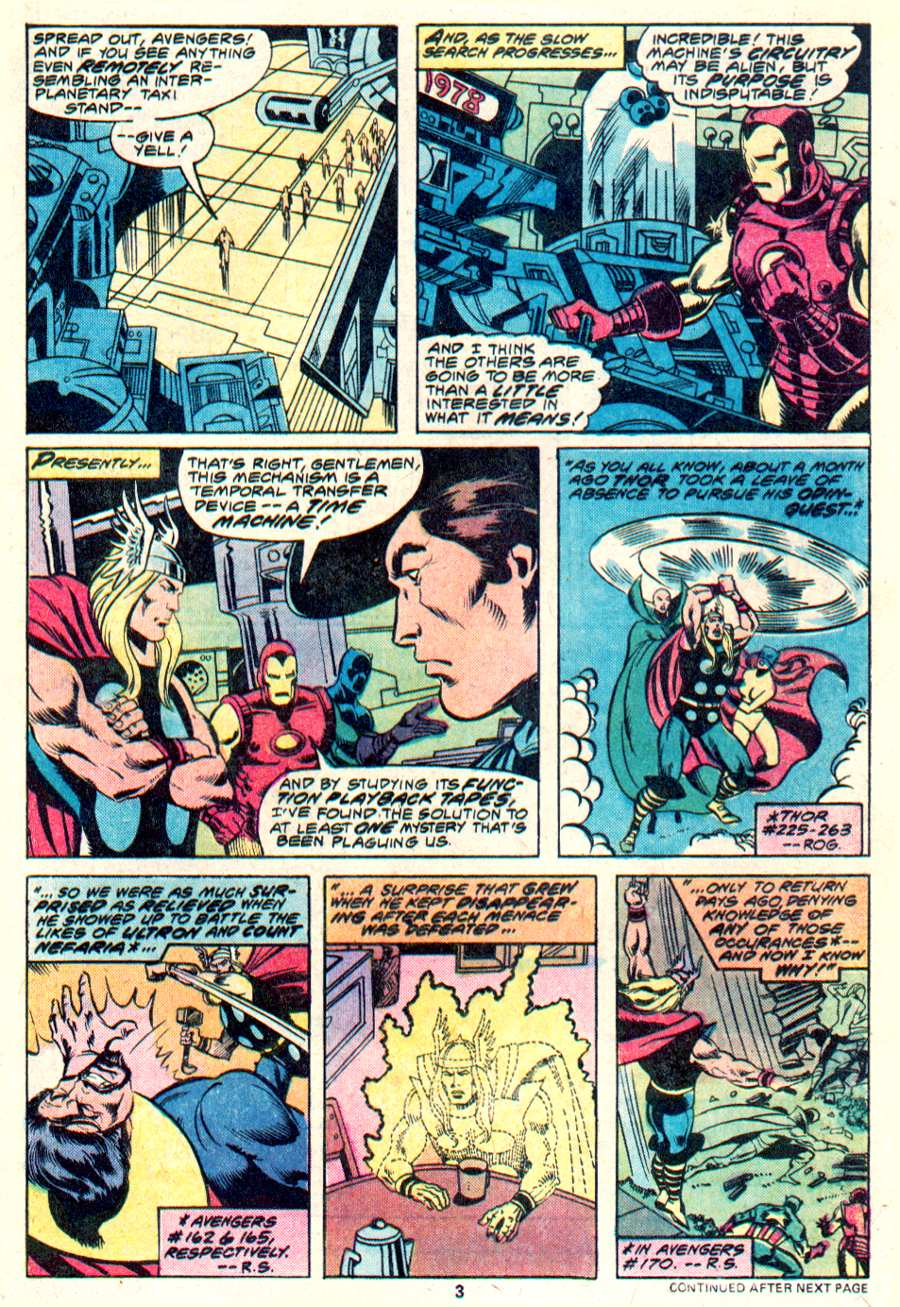 The Avengers (1963) 175 Page 3