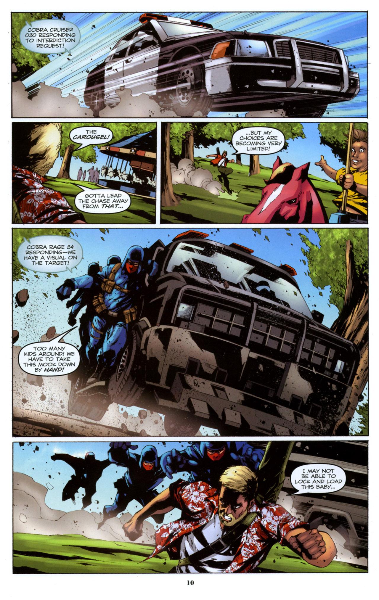 G.I. Joe: A Real American Hero 157 Page 11