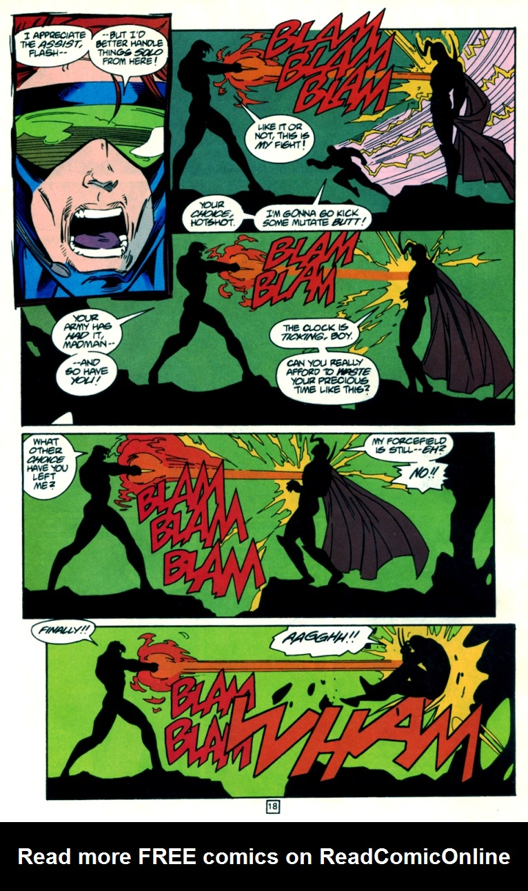Read online Gunfire comic -  Issue #13 - 22