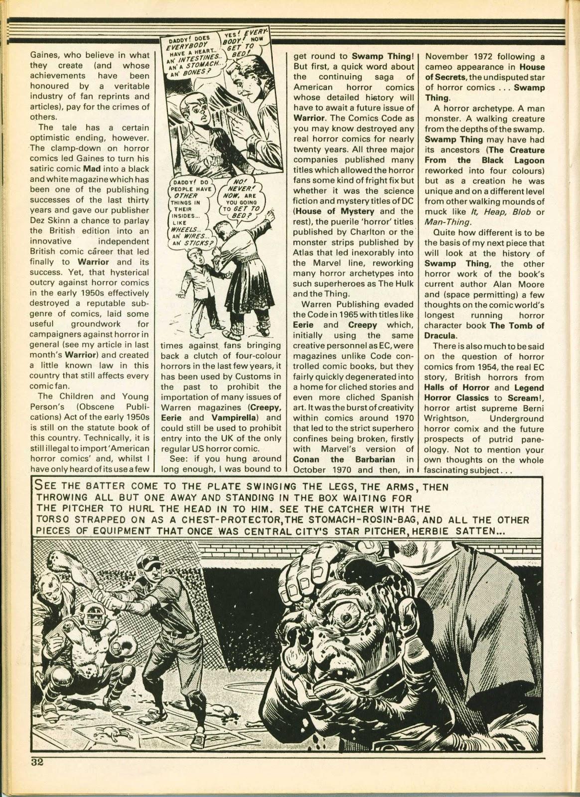 Warrior Issue #26 #27 - English 32