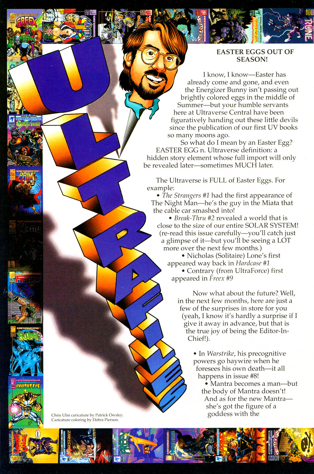 Read online UltraForce (1994) comic -  Issue #3 - 26