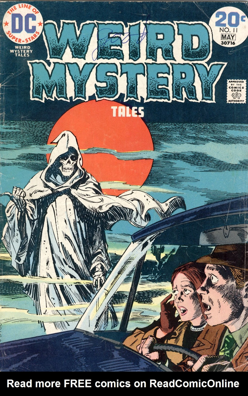 Weird Mystery Tales issue 11 - Page 1