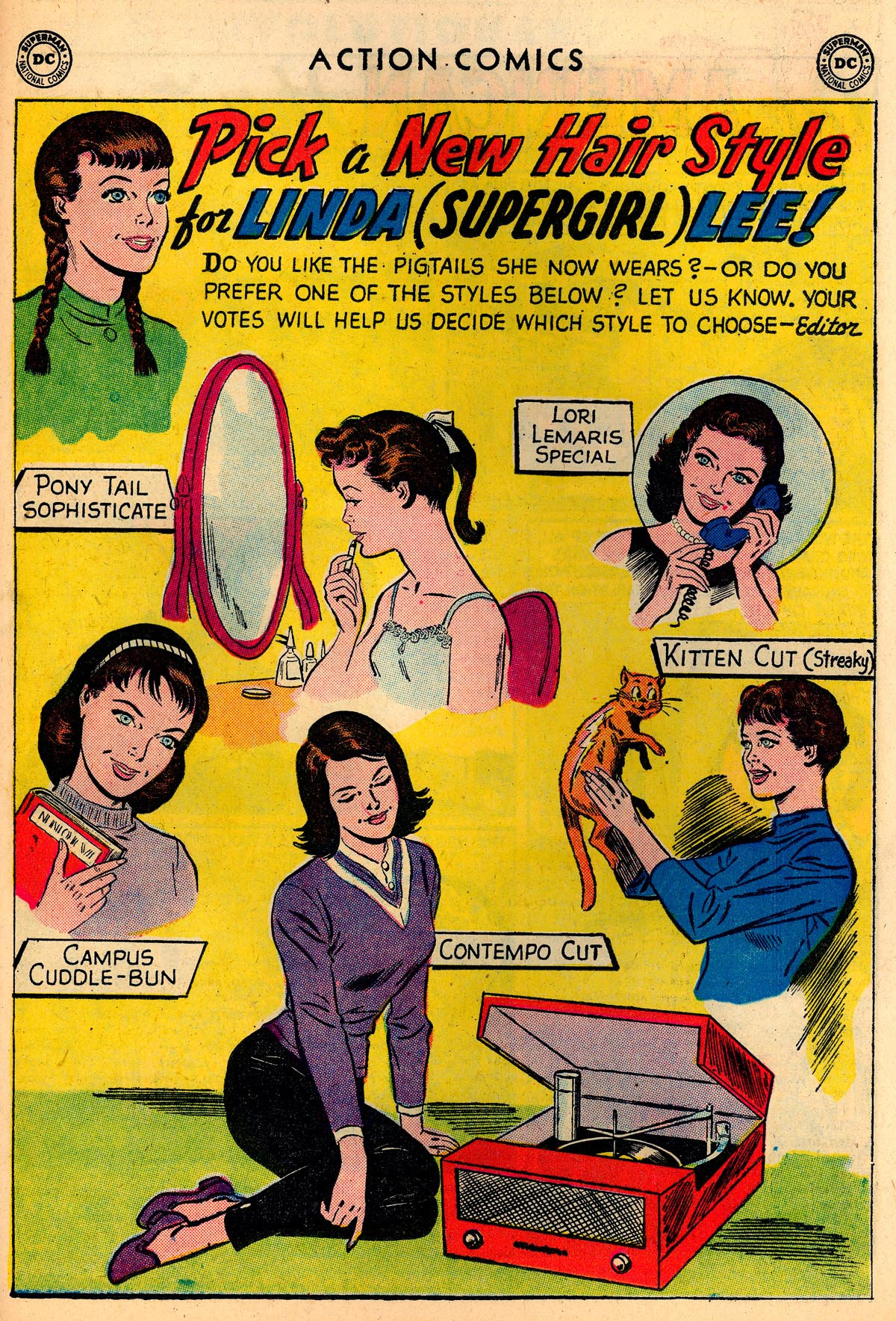 Read online Action Comics (1938) comic -  Issue #273 - 31