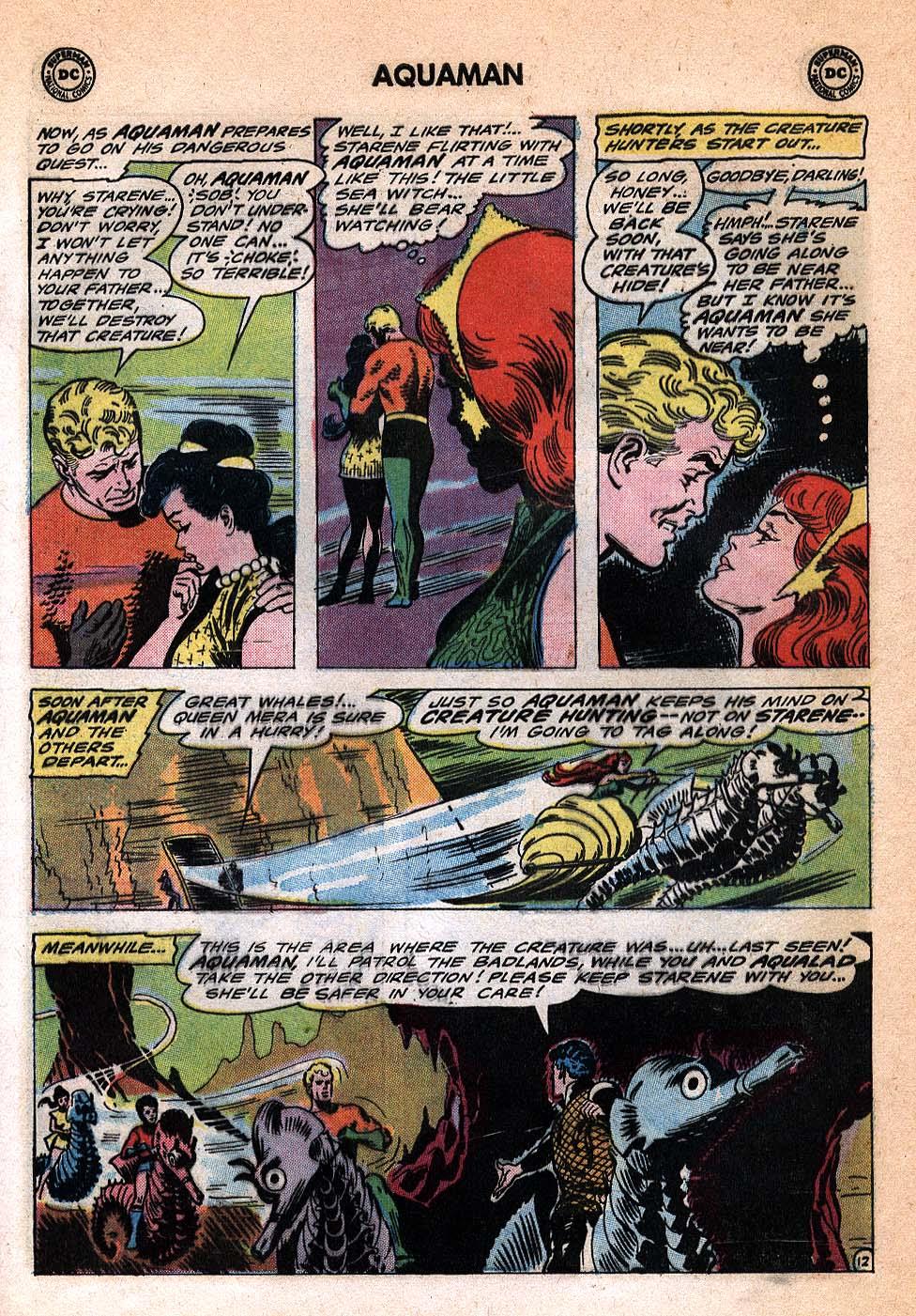Read online Aquaman (1962) comic -  Issue #20 - 17