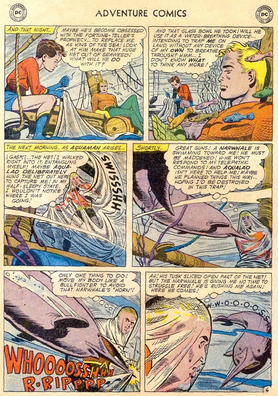 Read online Adventure Comics (1938) comic -  Issue #270 - 31