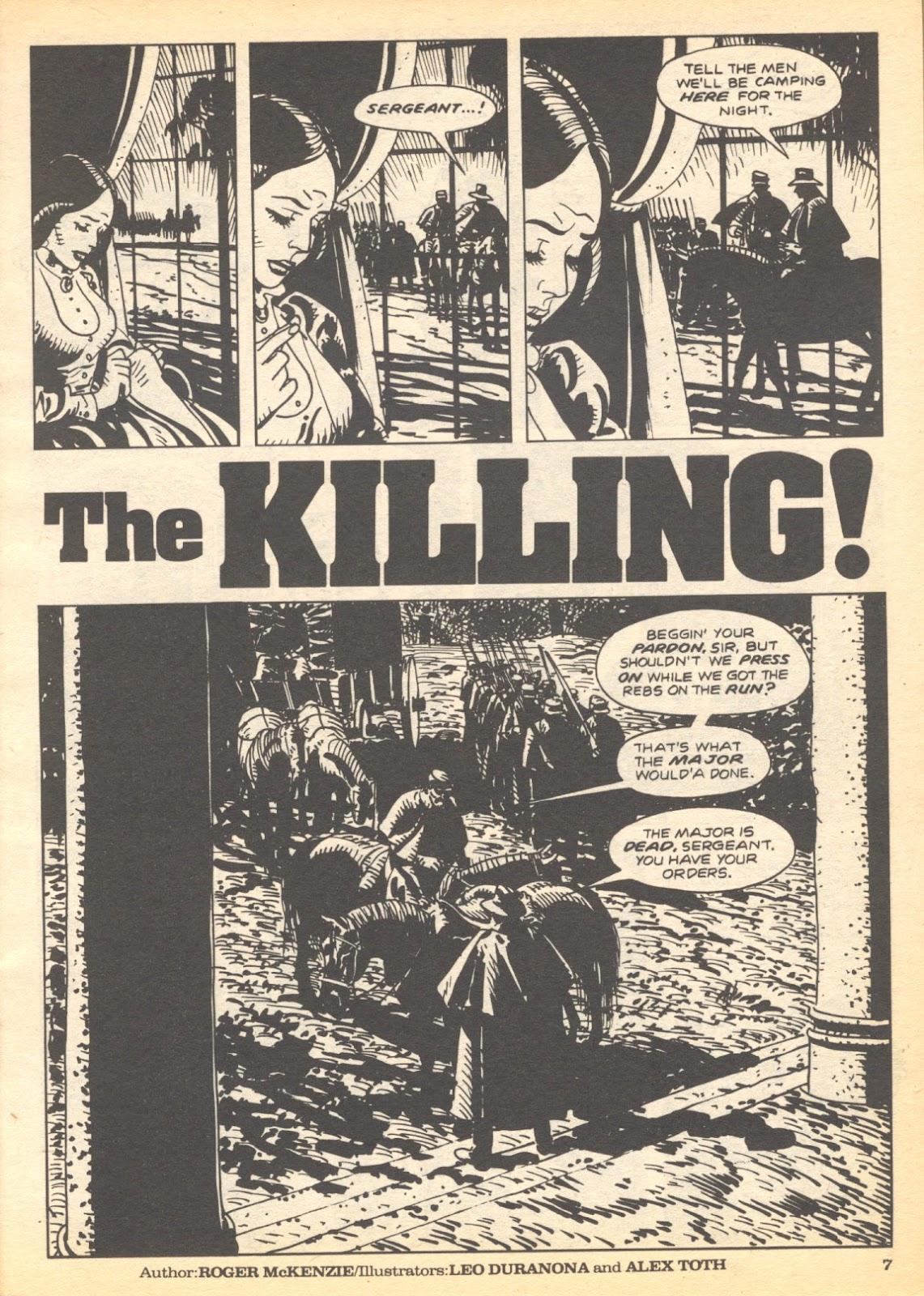 Creepy (1964) Issue #122 #122 - English 7