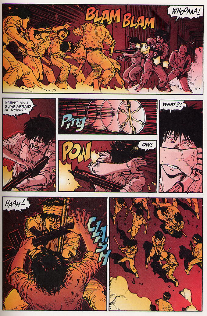 Read online Akira comic -  Issue #22 - 31