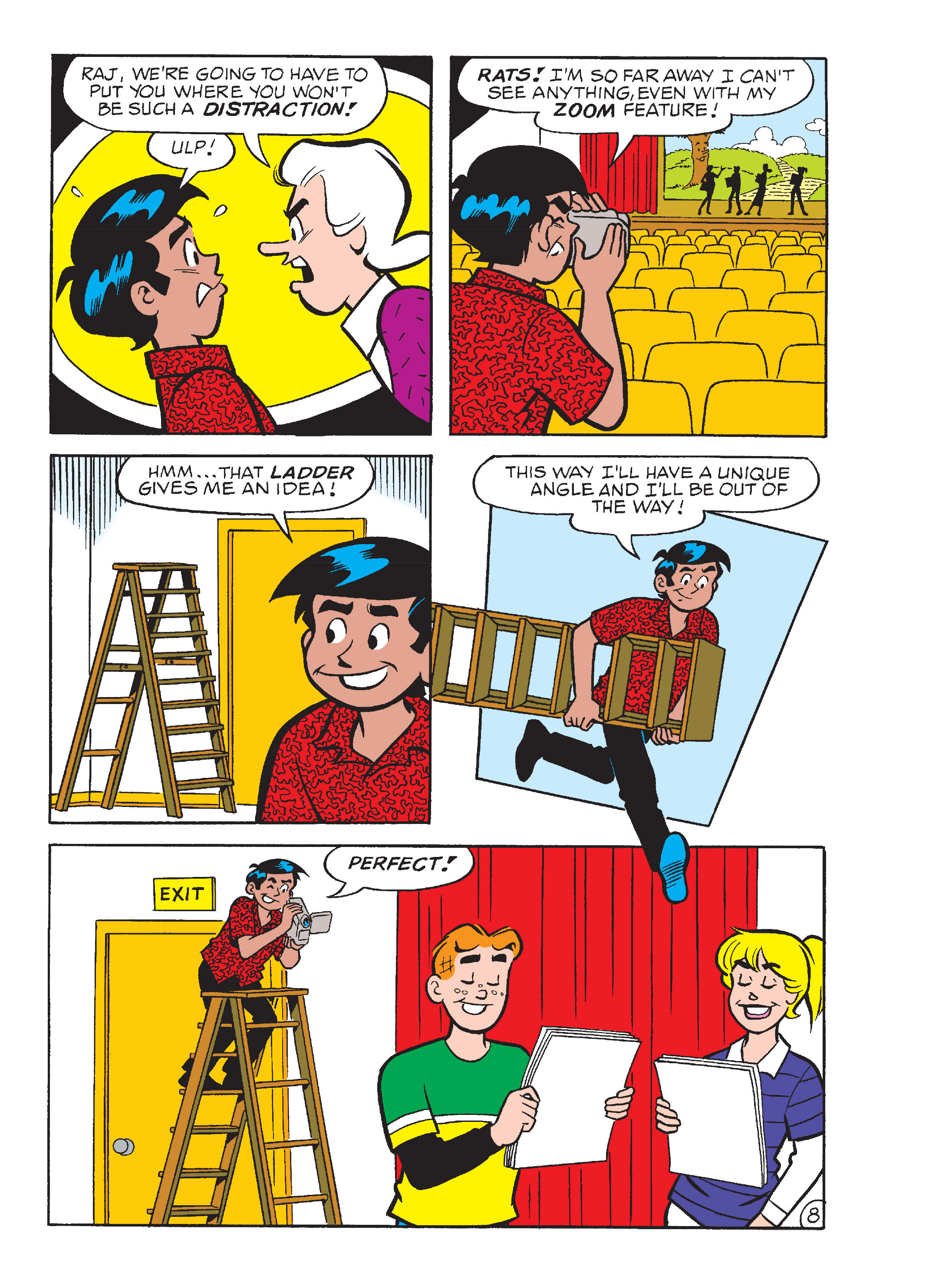 Read online Archie's Funhouse Double Digest comic -  Issue #13 - 31