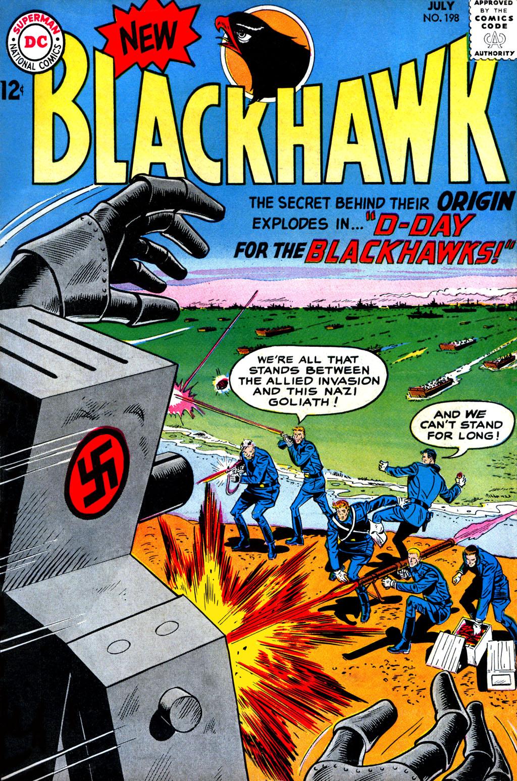 Blackhawk (1957) 198 Page 1