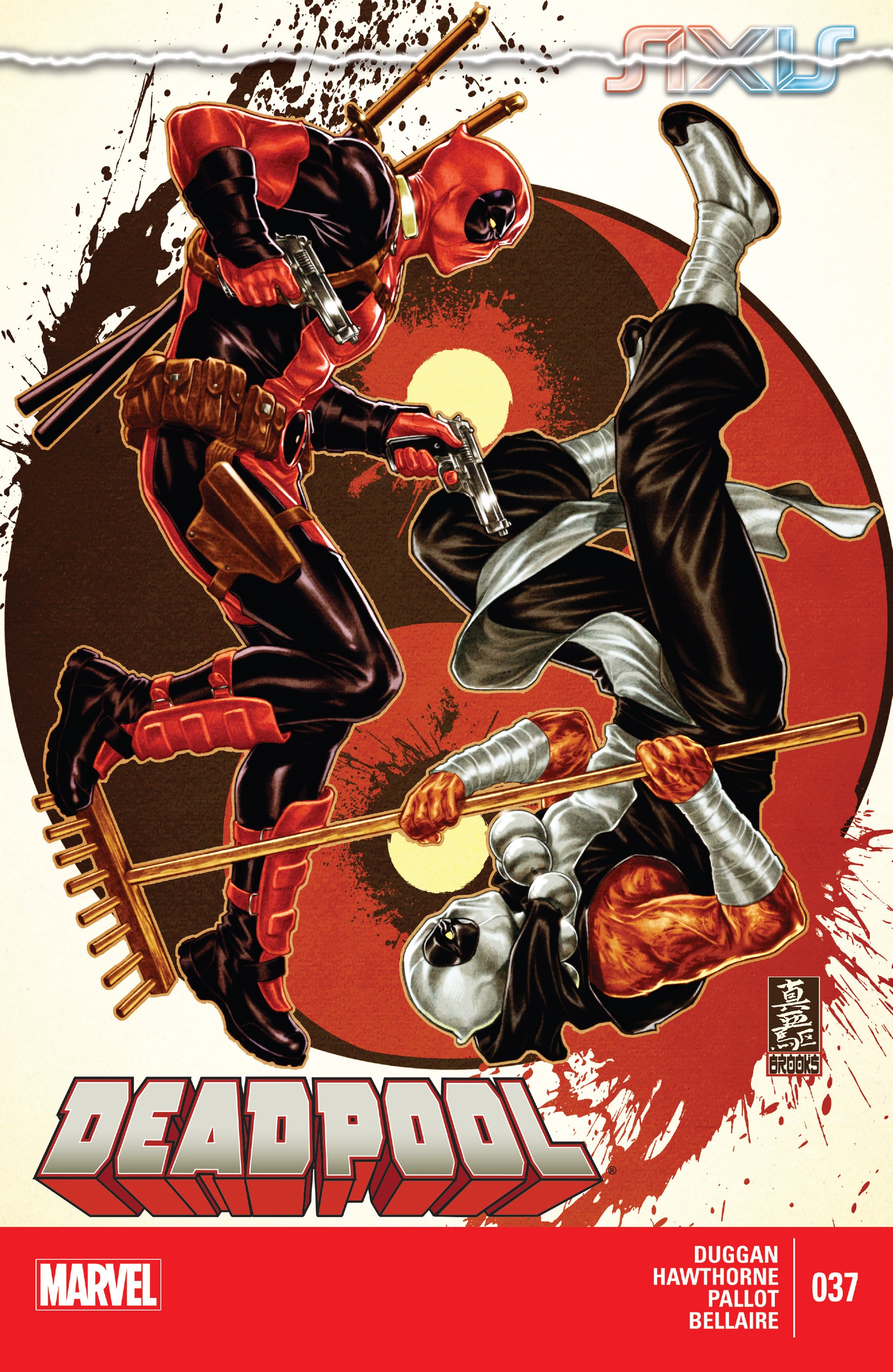 Deadpool (2013) 37 Page 1