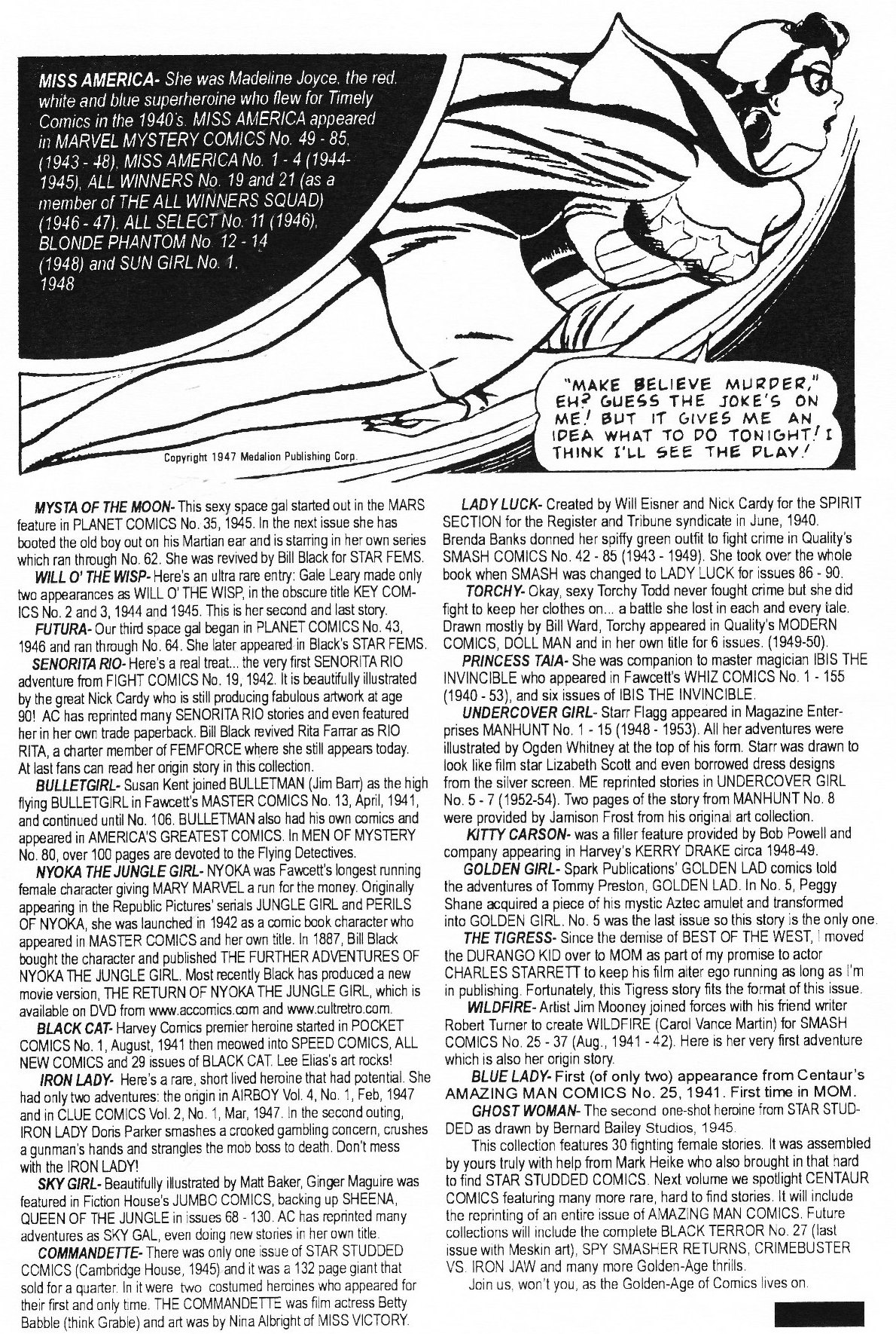 Read online Men of Mystery Comics comic -  Issue #82 - 202