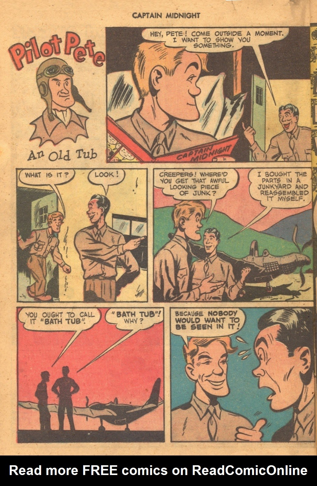 Captain Midnight (1942) issue 61 - Page 12