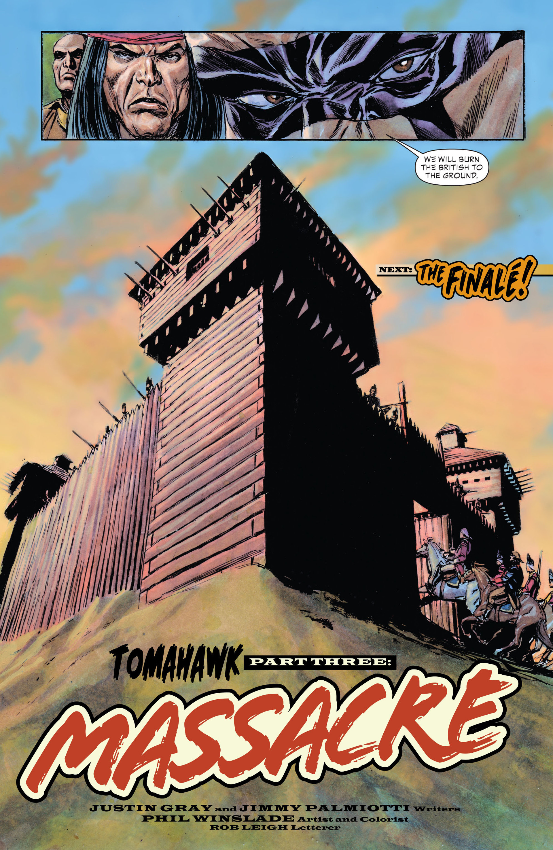 Read online All-Star Western (2011) comic -  Issue #15 - 31