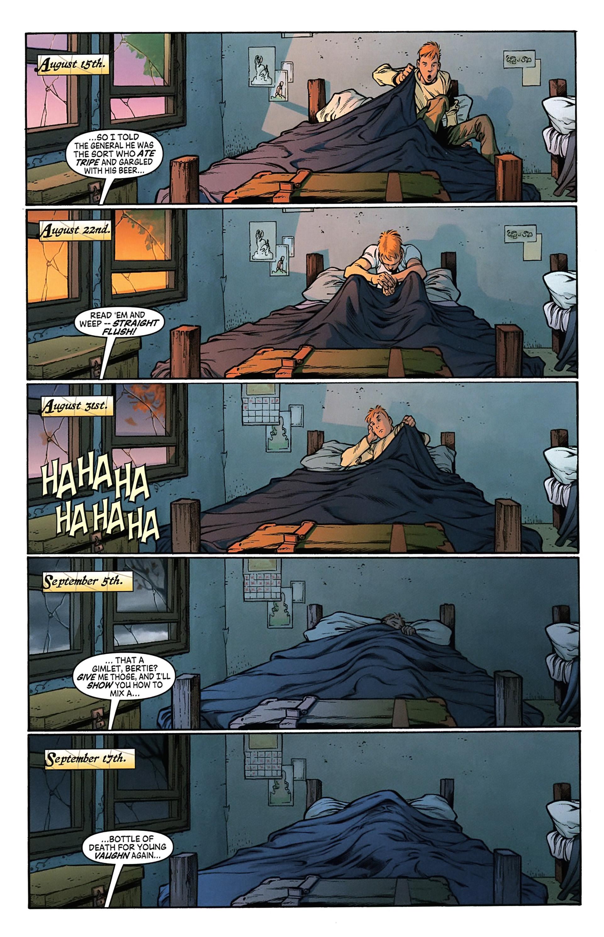 Read online Arrowsmith comic -  Issue #4 - 8