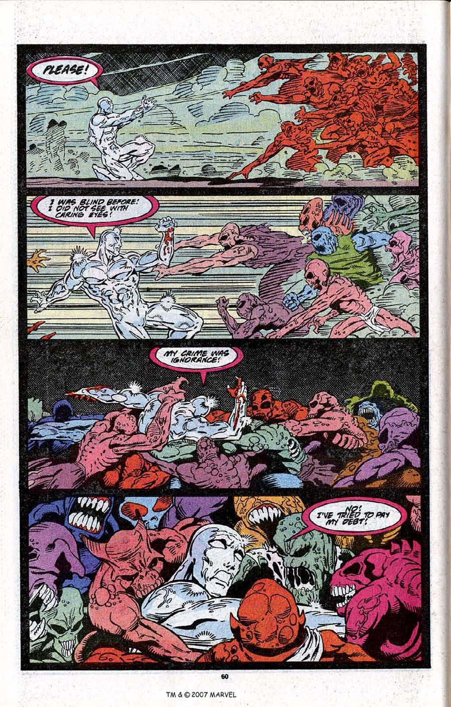 Read online Silver Surfer (1987) comic -  Issue # _Annual 3 - 62