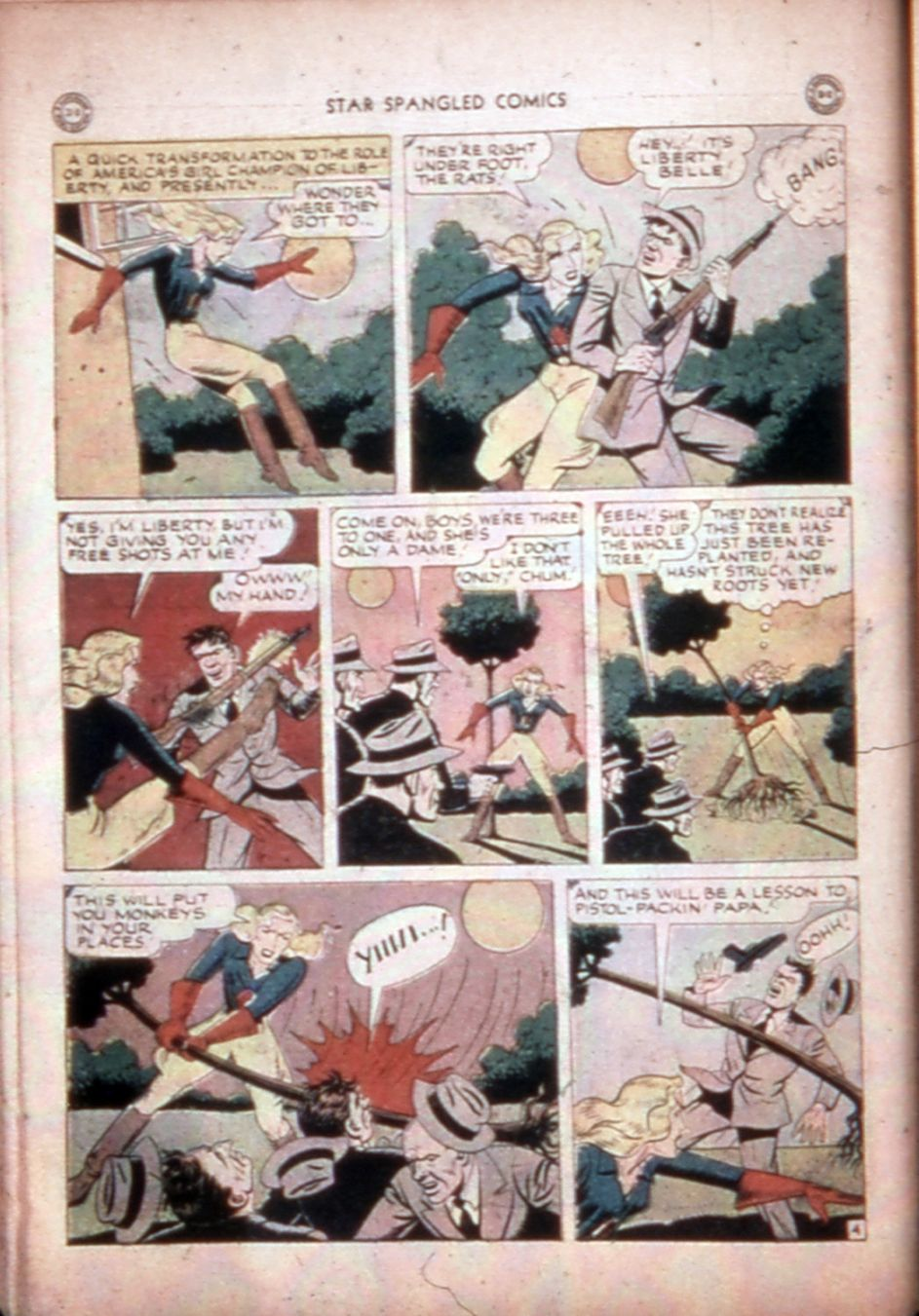Star Spangled Comics (1941) issue 43 - Page 43