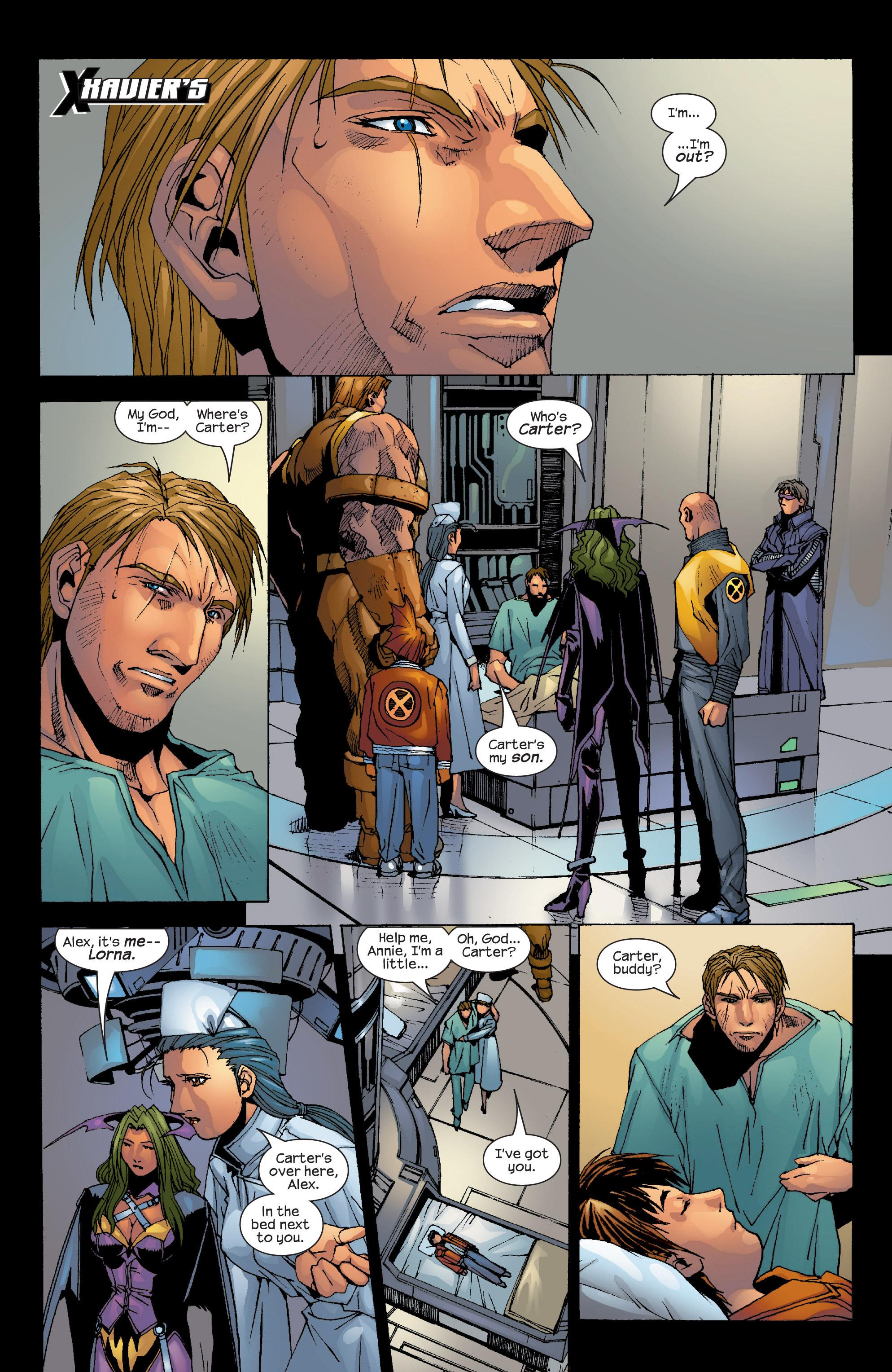 Read online Uncanny X-Men (1963) comic -  Issue #419 - 12