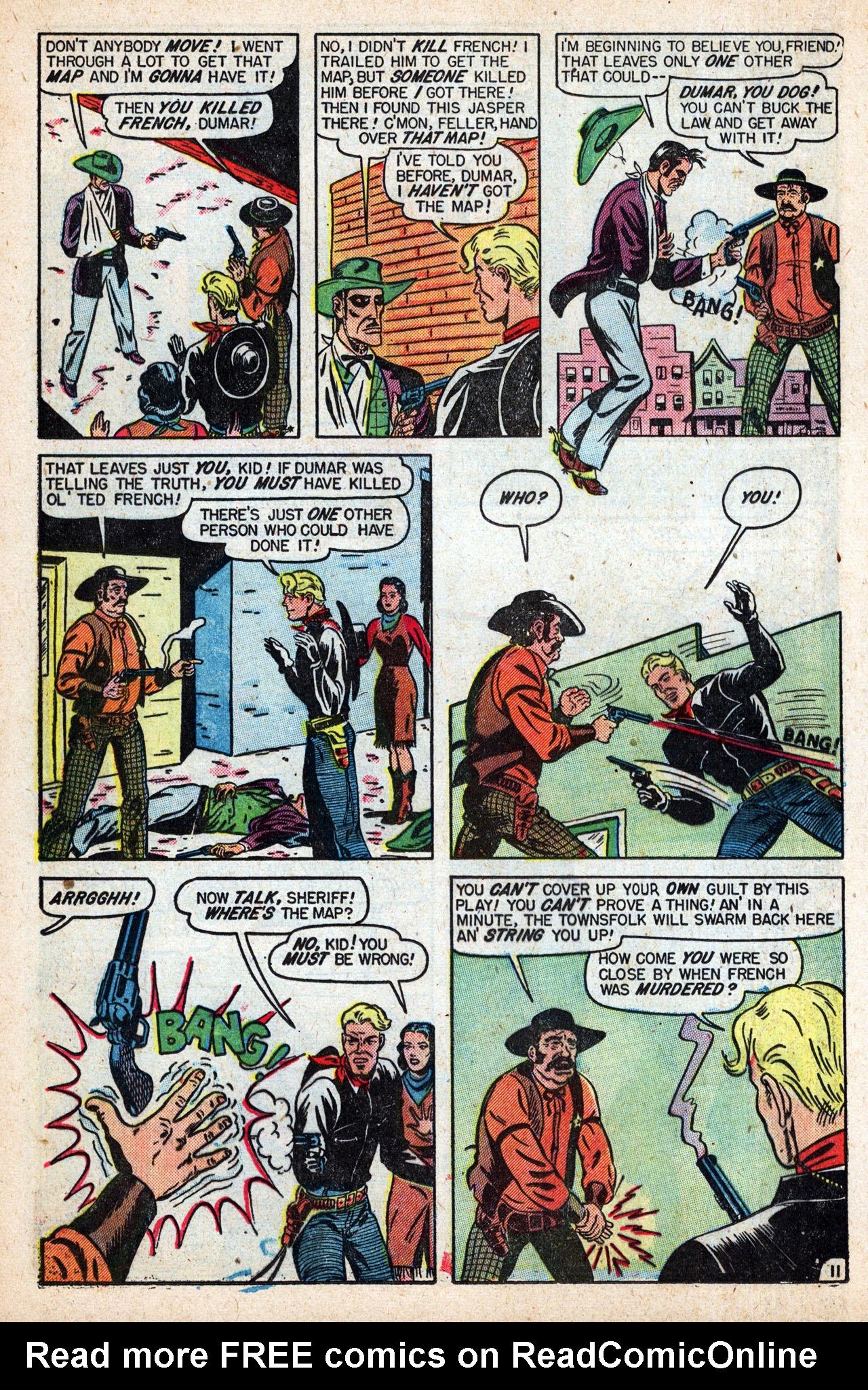Read online Two-Gun Kid comic -  Issue #4 - 24