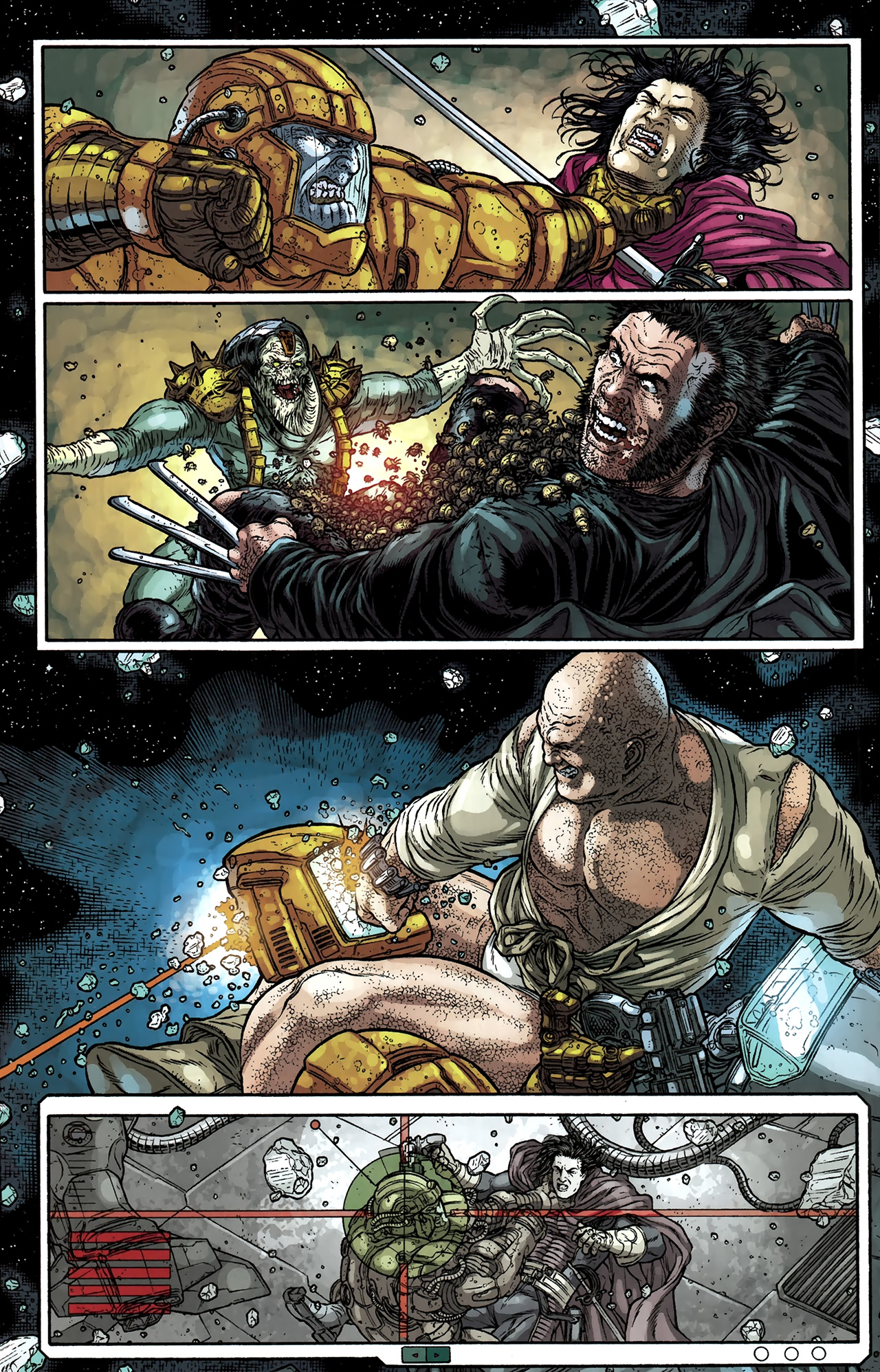 Read online Wolverine: The Best There Is comic -  Issue #9 - 22