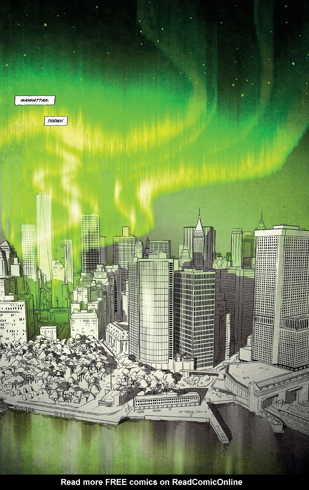 Read online Nomen Omen comic -  Issue #6 - 4