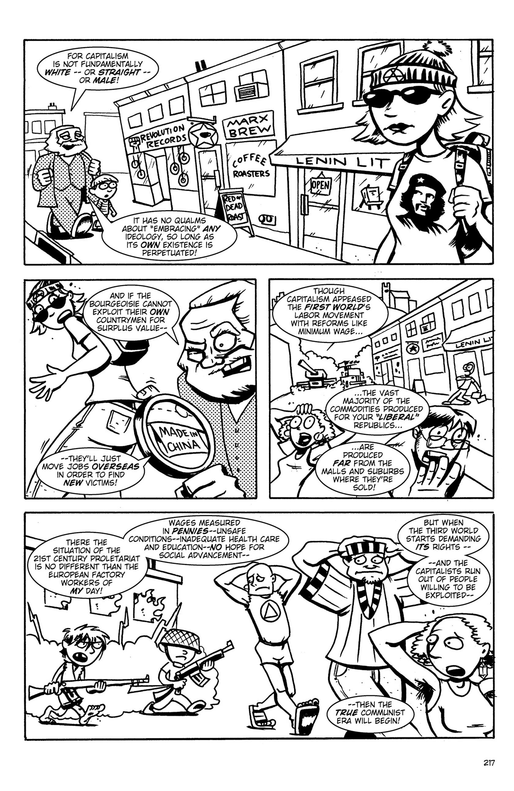 Read online Action Philosophers! comic -  Issue #Action Philosophers! TPB (Part 2) - 45