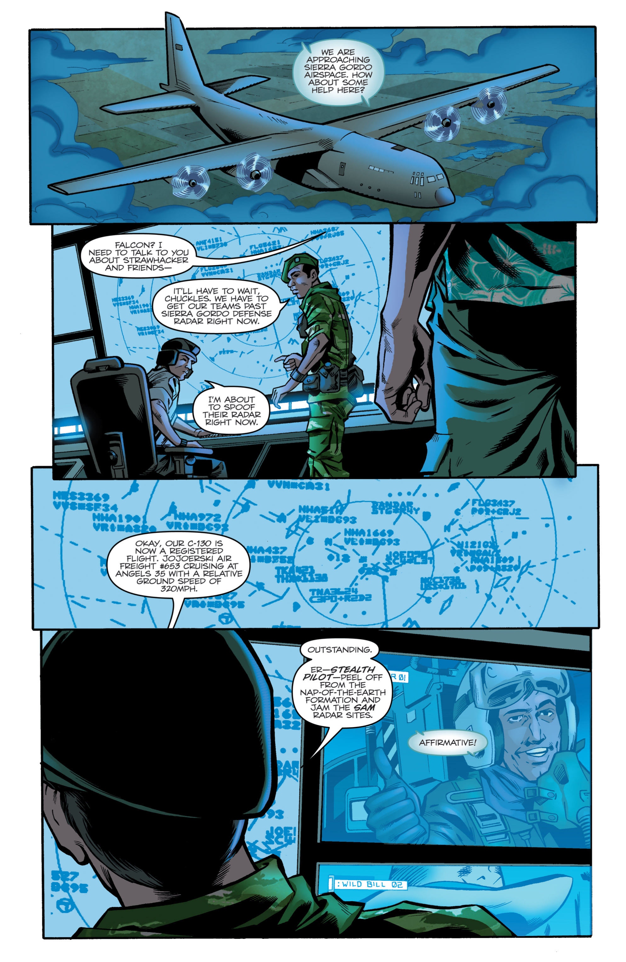 G.I. Joe: A Real American Hero 194 Page 18