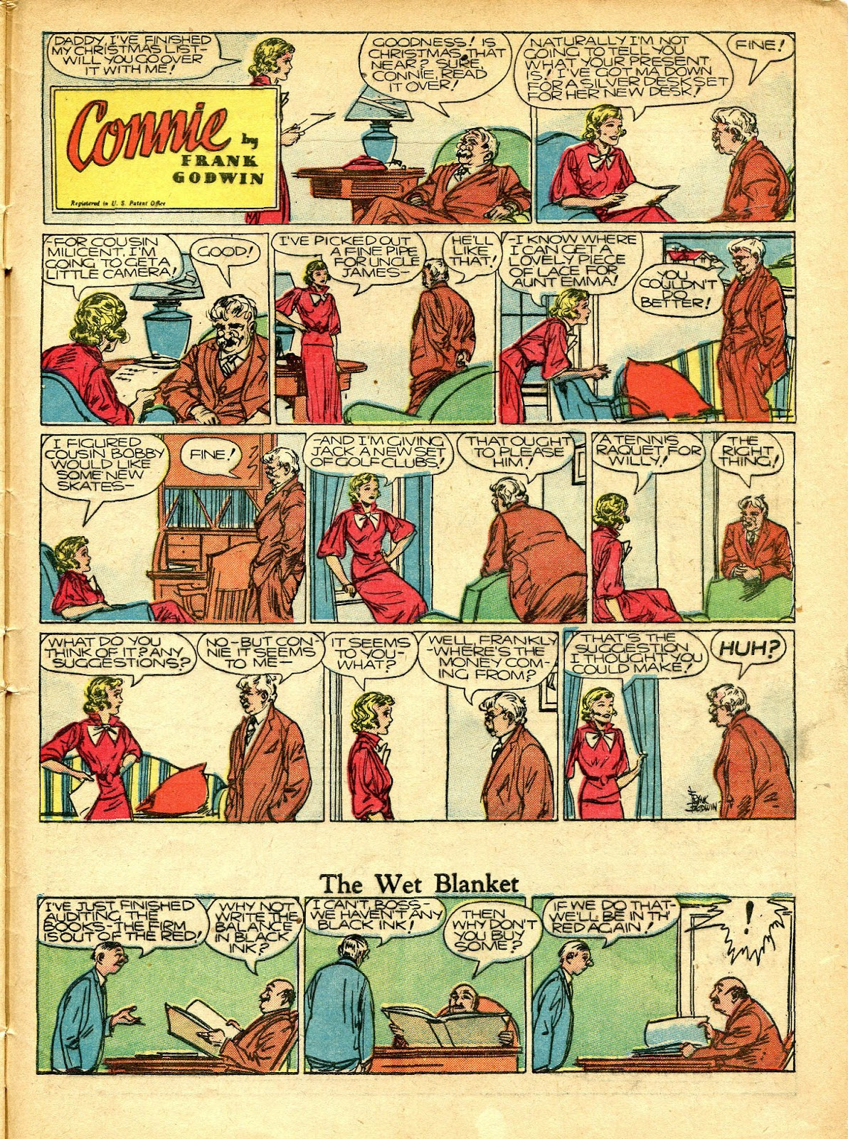 Read online Famous Funnies comic -  Issue #77 - 56