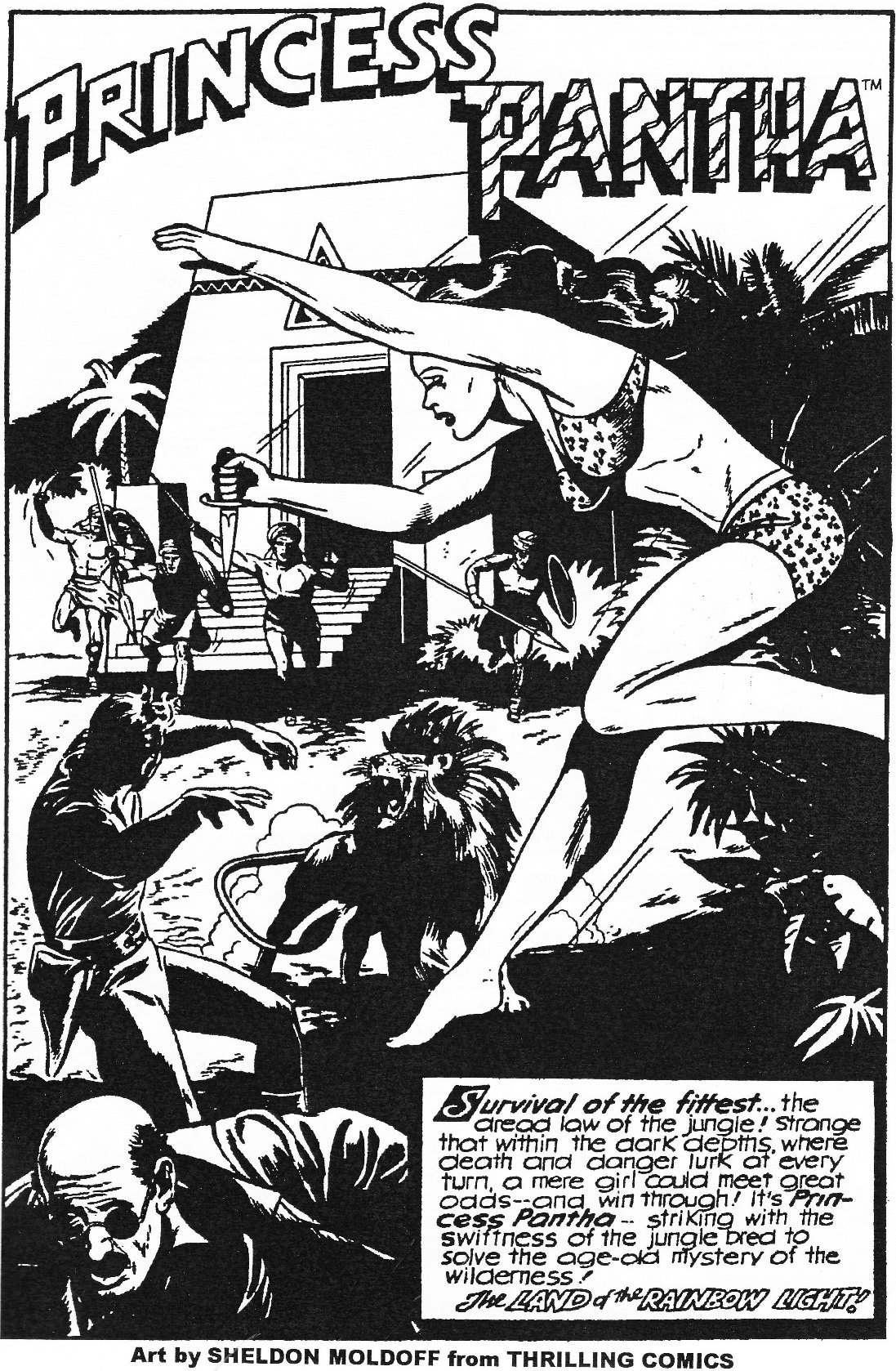 Read online Men of Mystery Comics comic -  Issue #84 - 105
