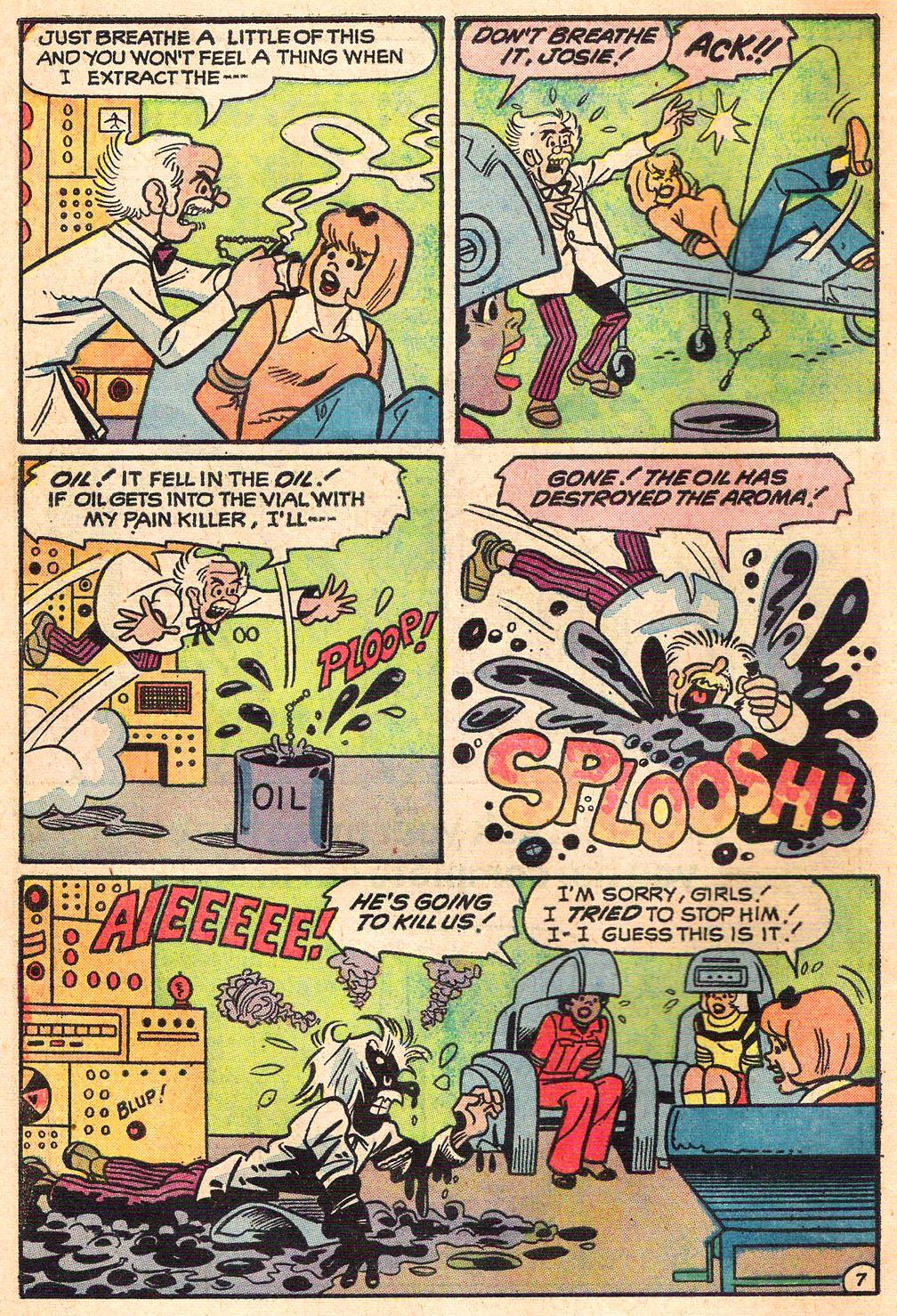 Read online She's Josie comic -  Issue #67 - 10