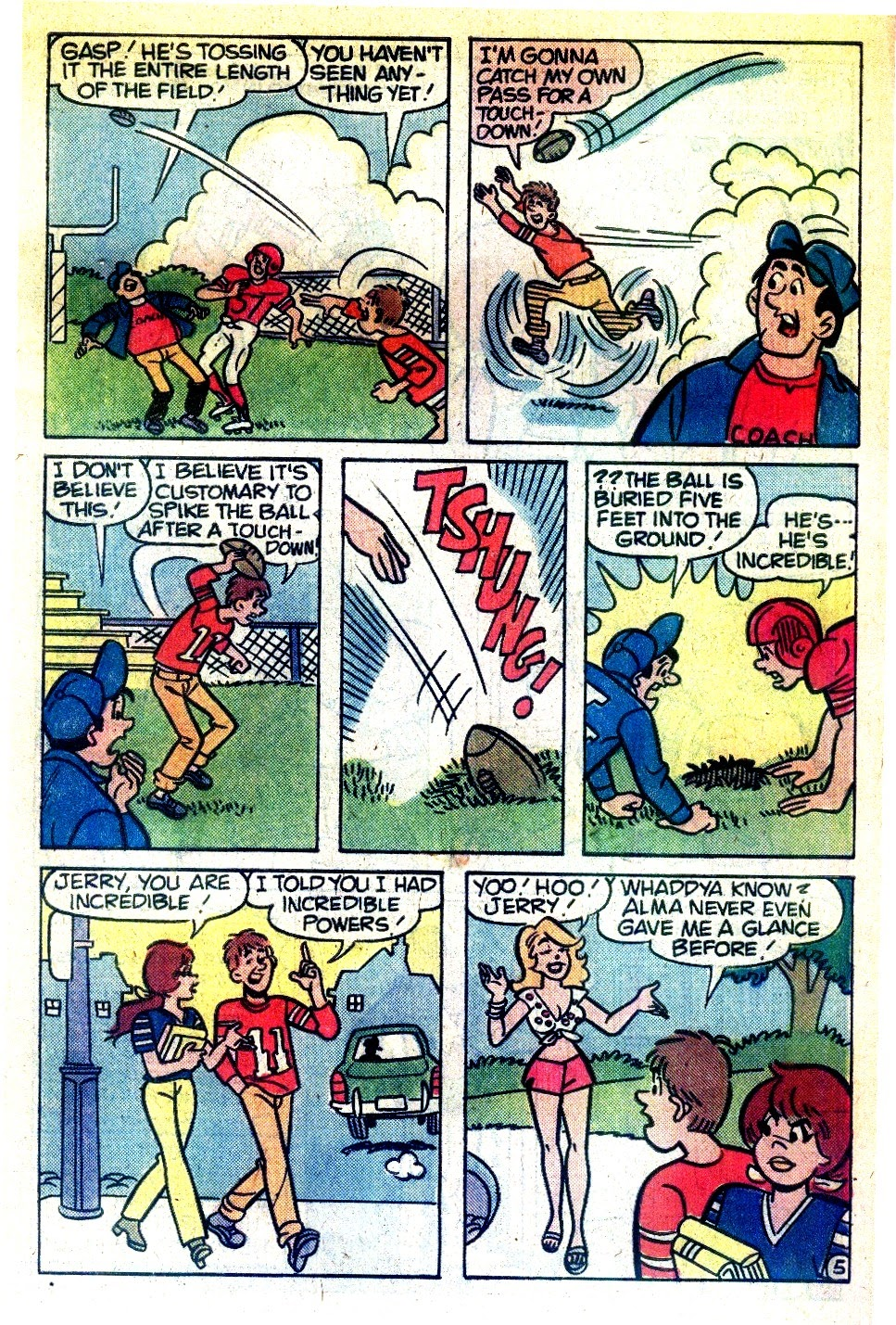Read online Madhouse Comics comic -  Issue #126 - 7