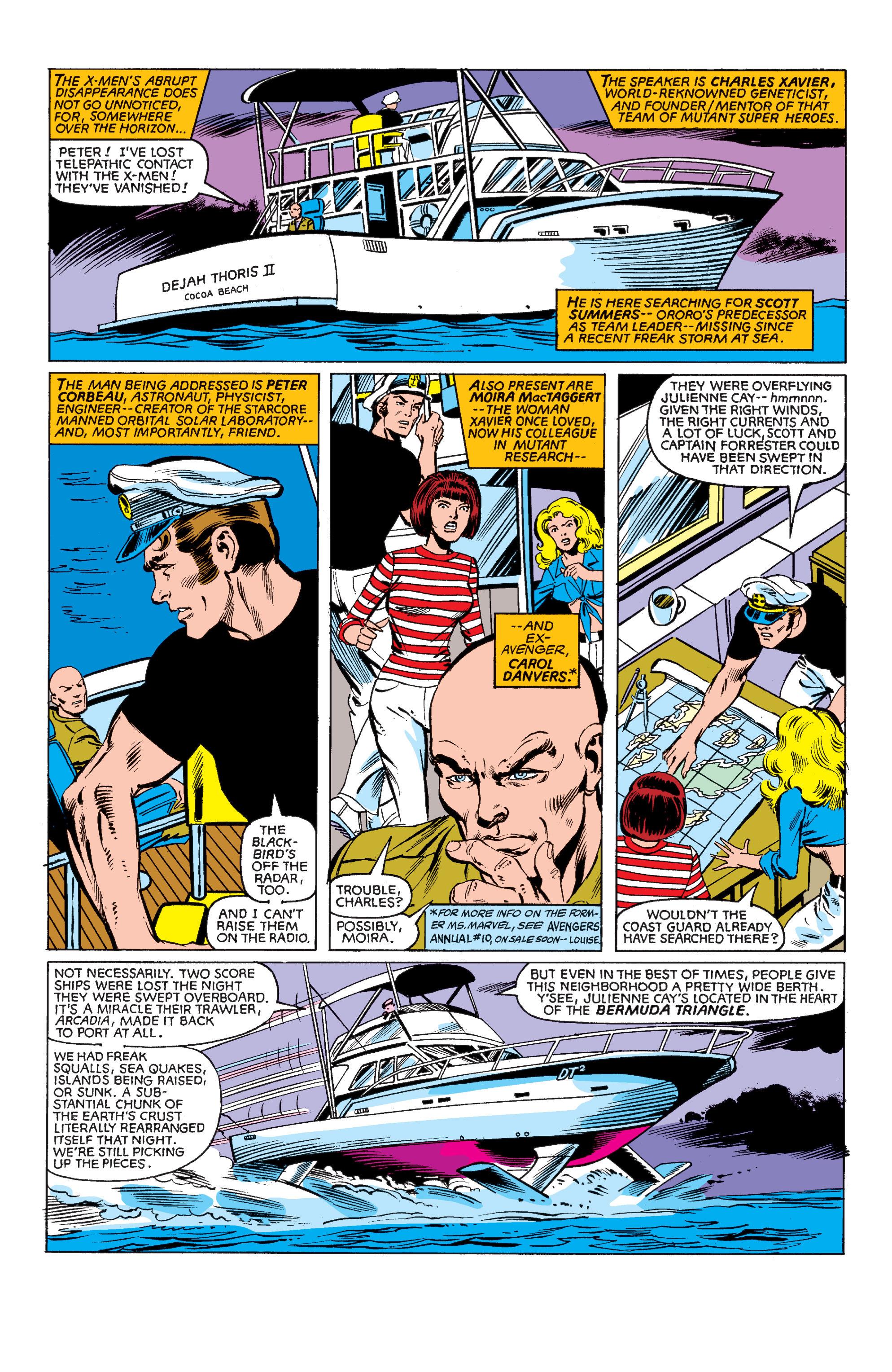 Read online Uncanny X-Men (1963) comic -  Issue #150 - 12