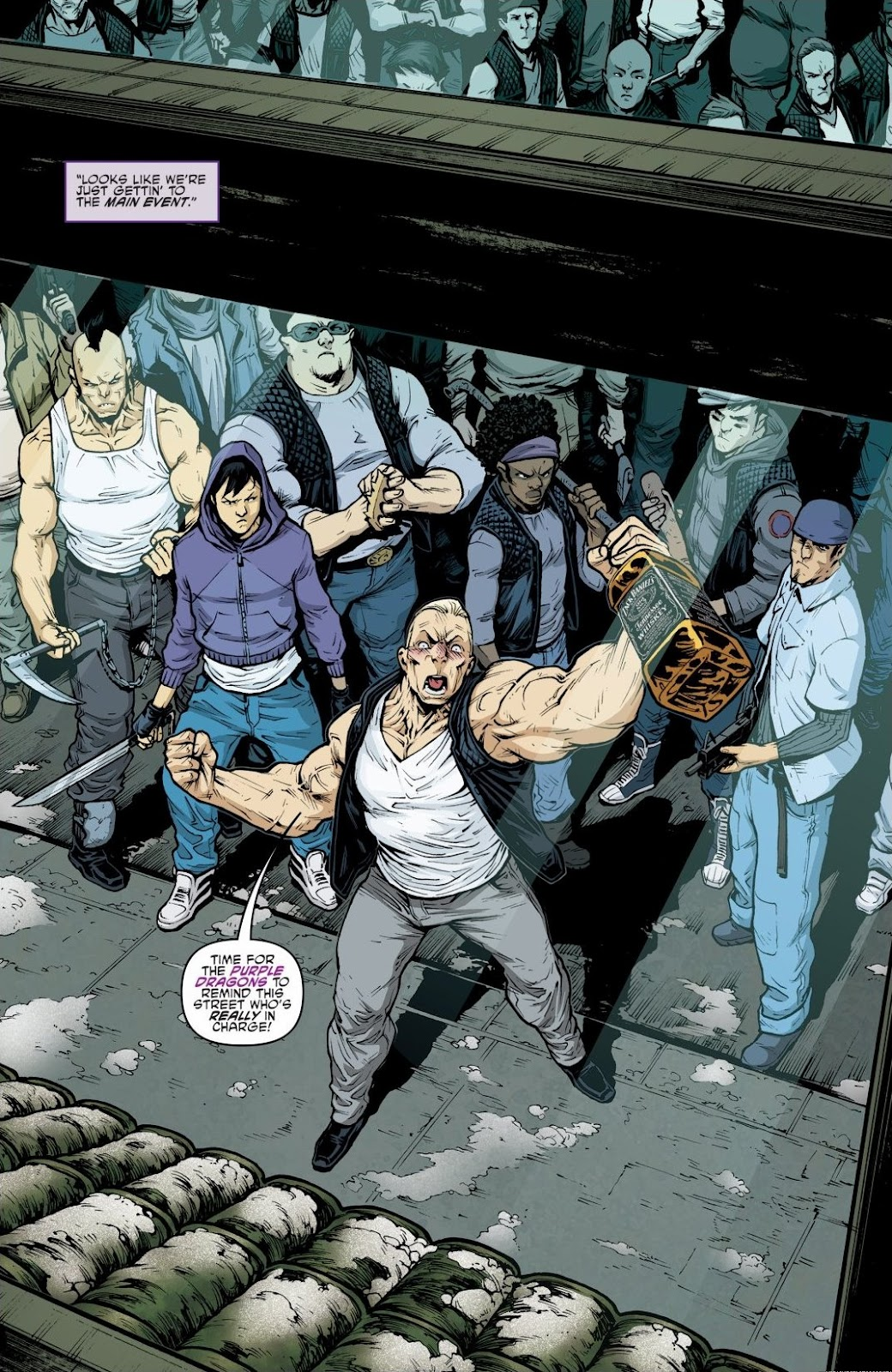 Read online Teenage Mutant Ninja Turtles: The IDW Collection comic -  Issue # TPB 6 (Part 2) - 46